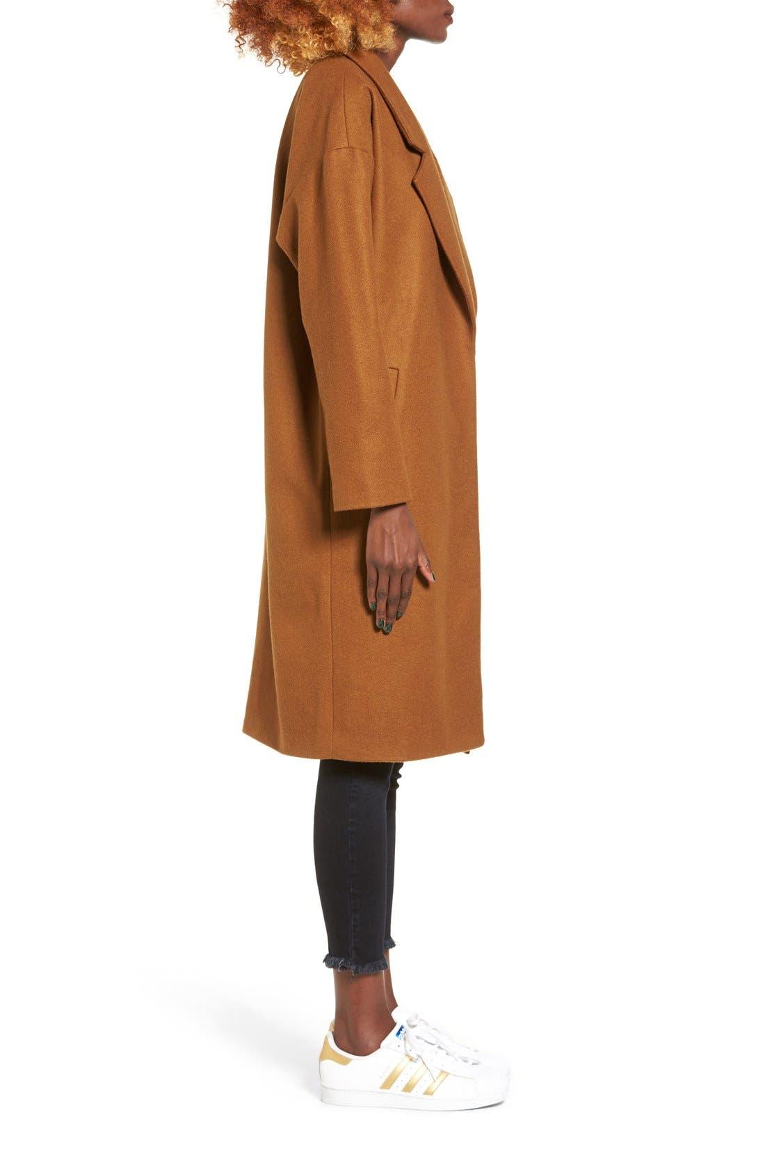 Alternate Image 3  - MOON RIVER Long Coat