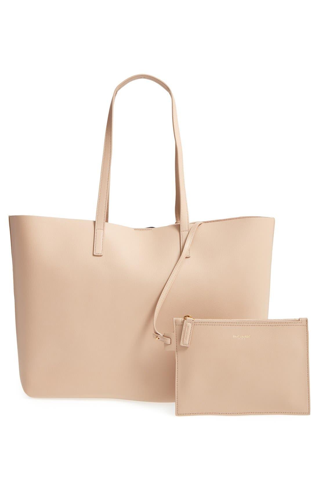 Alternate Image 3  - Saint Laurent 'Shopping' Leather Tote