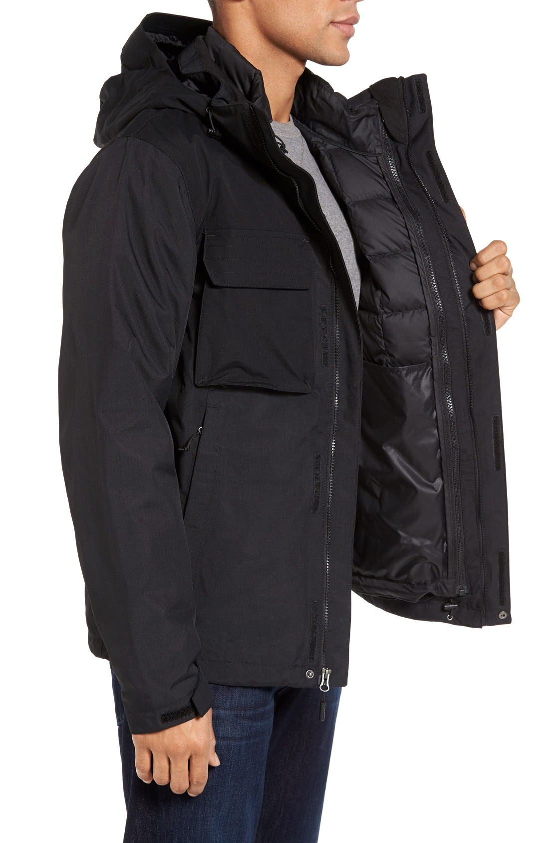 Alternate Image 3  - The North Face Hauser TriClimate® 3-in-1 Jacket