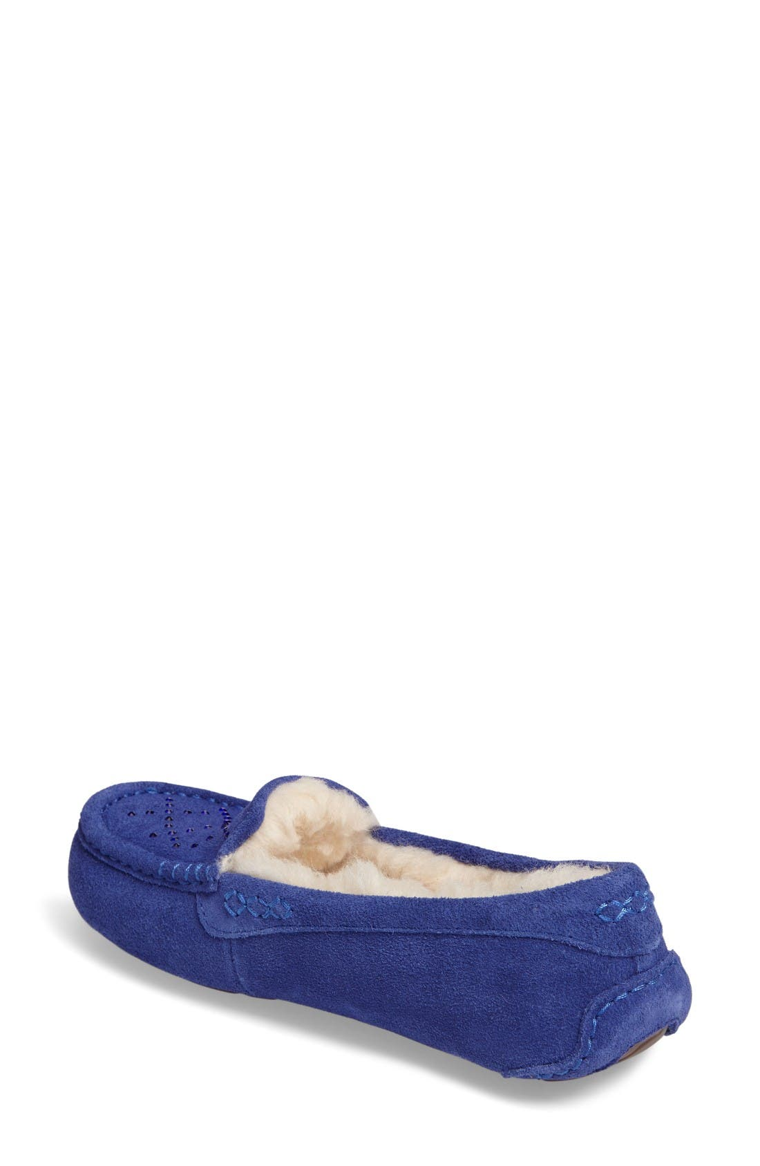Alternate Image 2  - UGG® Ansley Embellished Slipper (Women)