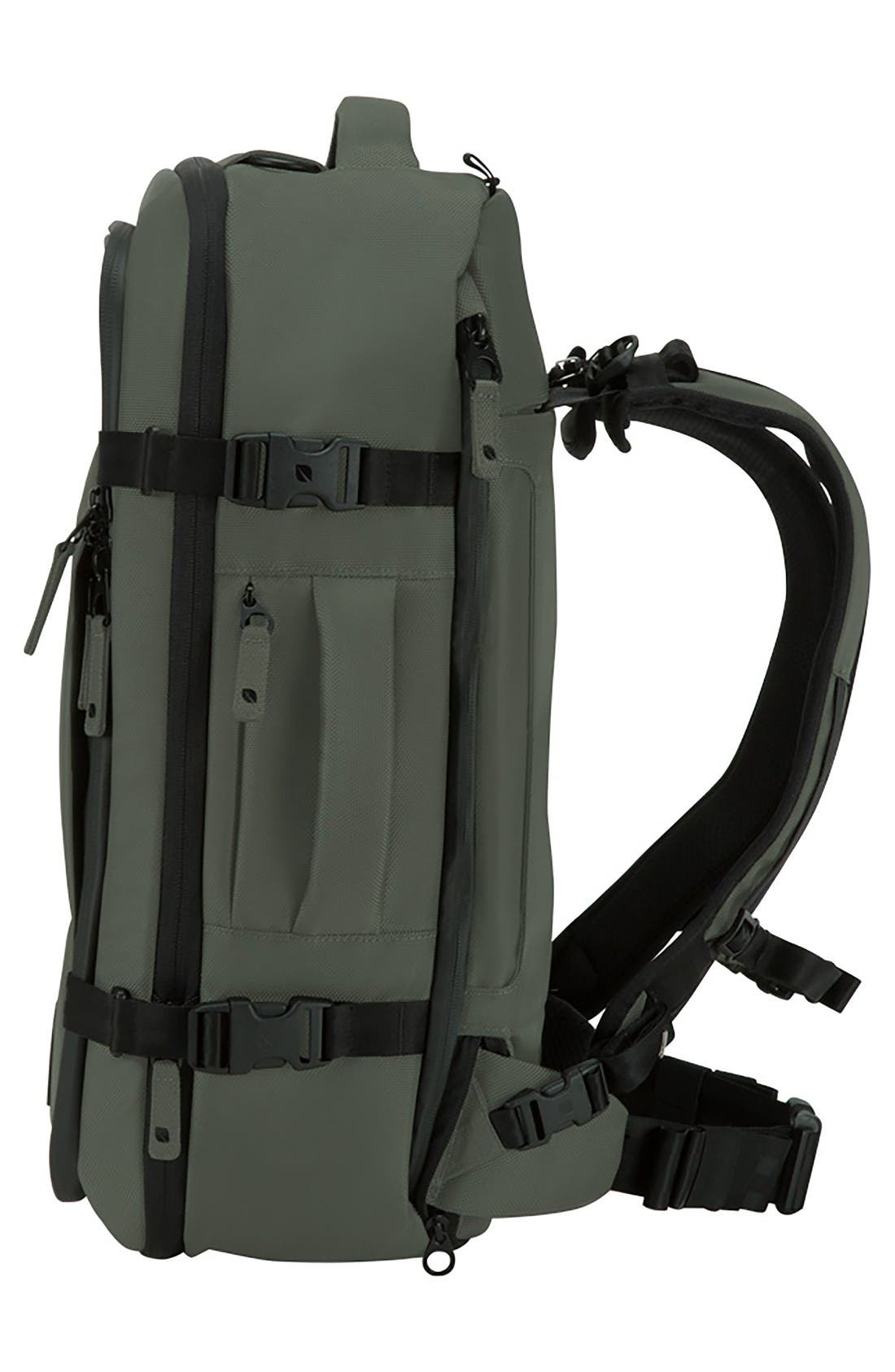 TRACTO Convertible Backpack,                             Alternate thumbnail 4, color,                             Anthracite