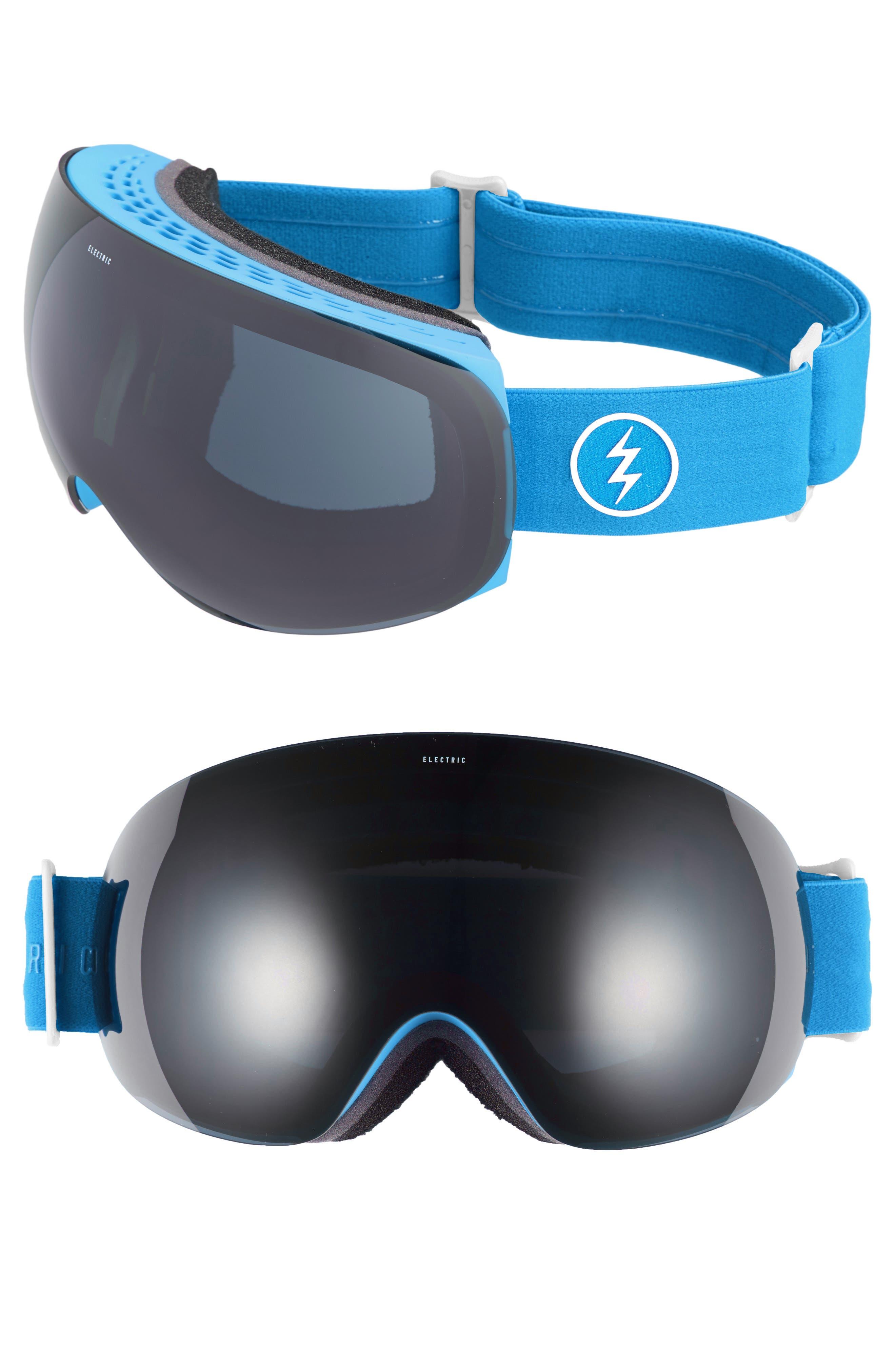 EG3 254mm Snow Goggles,                         Main,                         color, Royal Blue/ Brose/ Silver