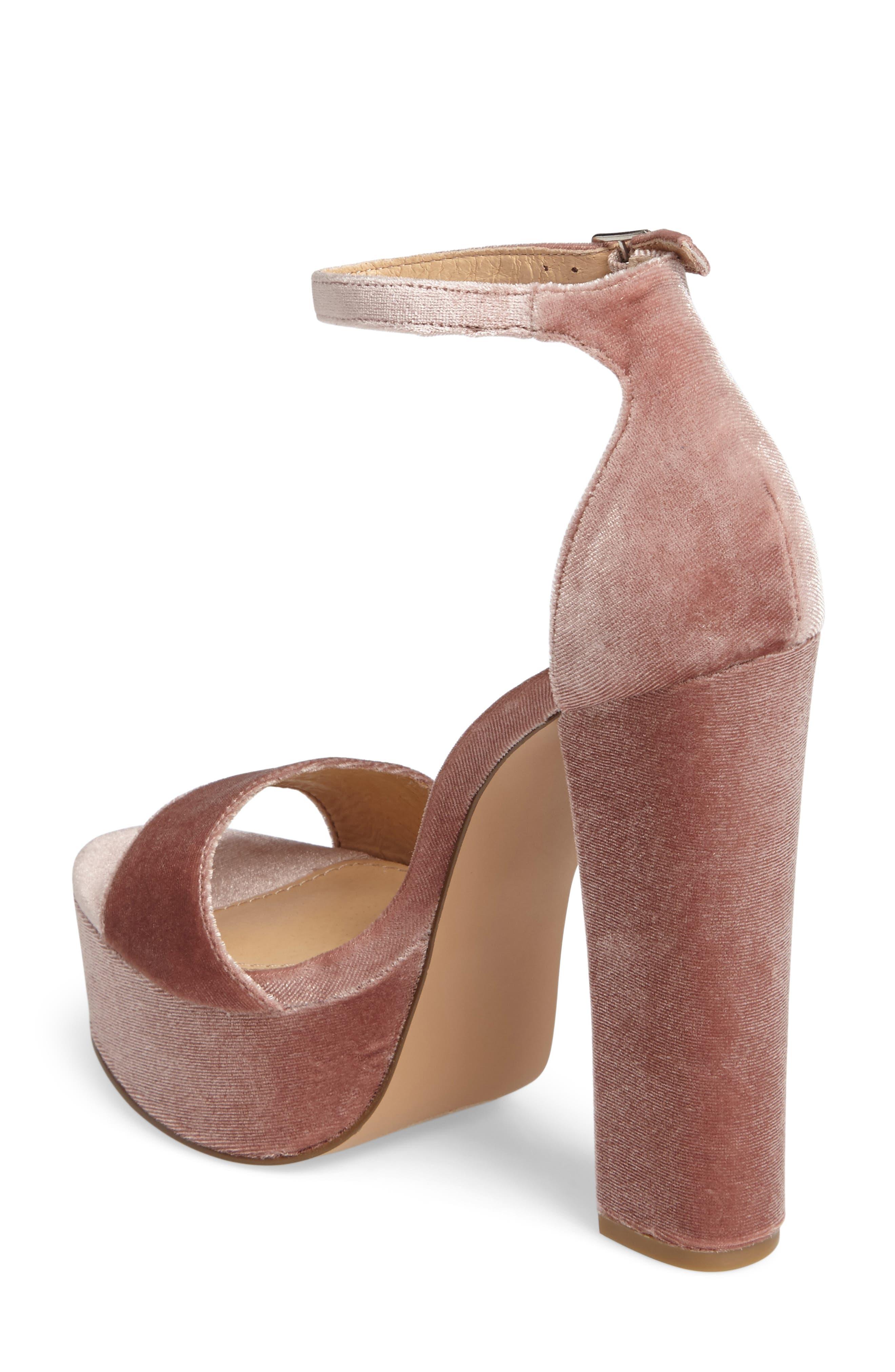 Alternate Image 2  - Steve Madden Gonzo Platform Sandal (Women)