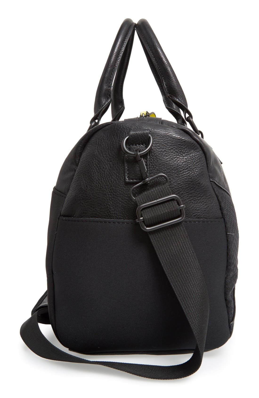 Alternate Image 4  - POVERTY FLATS by rian Sport Duffel Bag
