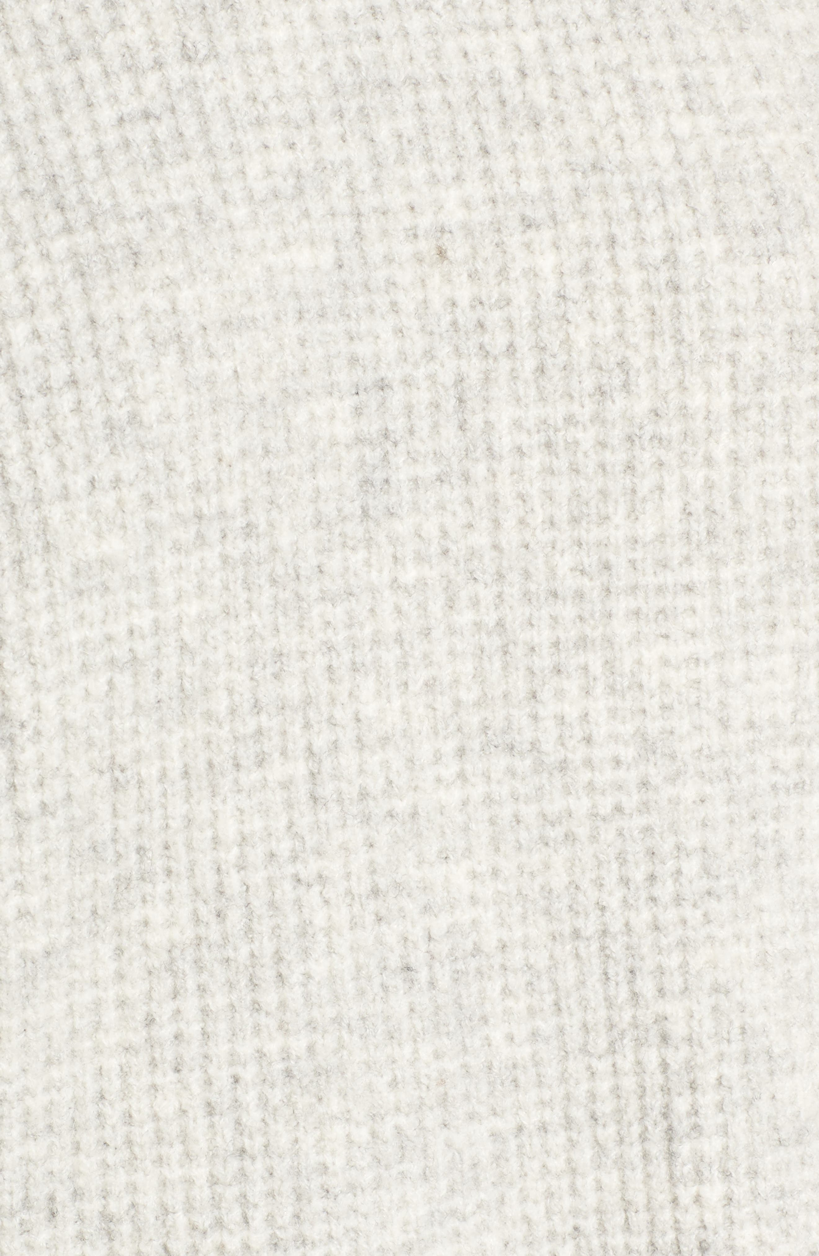 Alternate Image 5  - Madewell Wafflestitch Turtleneck Sweater