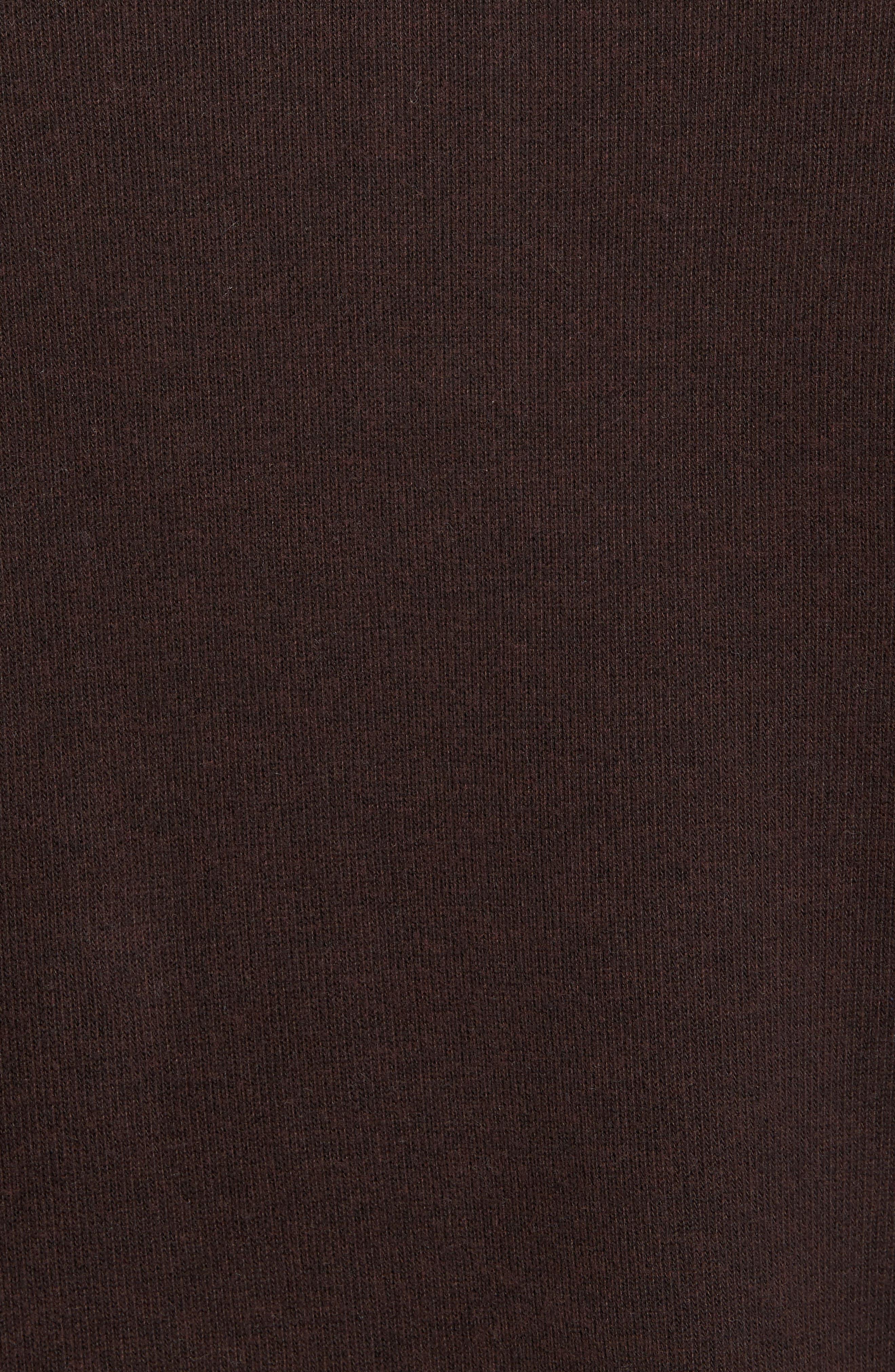 Alternate Image 5  - Tommy Bahama Flip Side Reversible Quarter Zip Twill Pullover