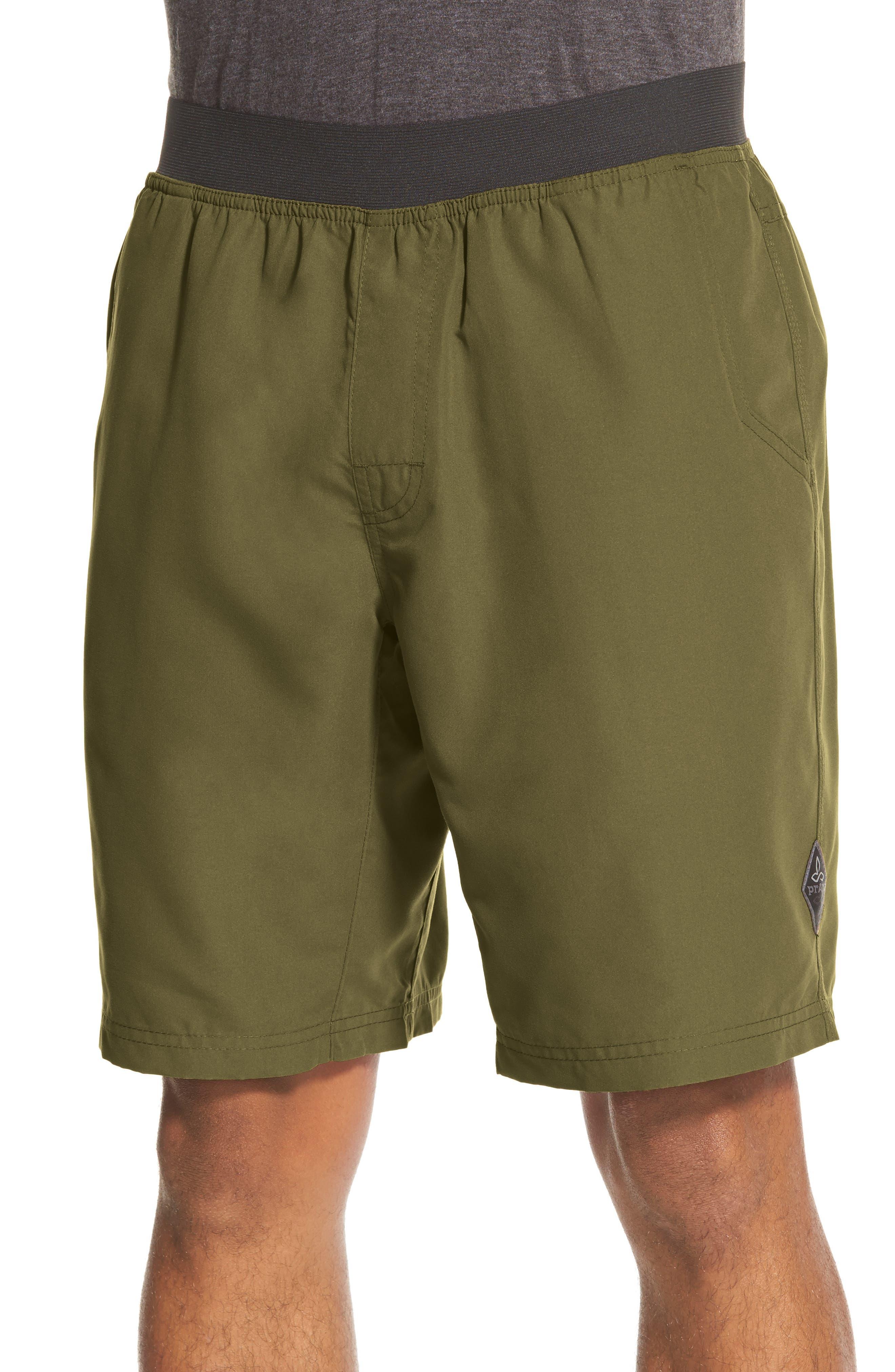prAna 'mojo' Quick Dry Shorts