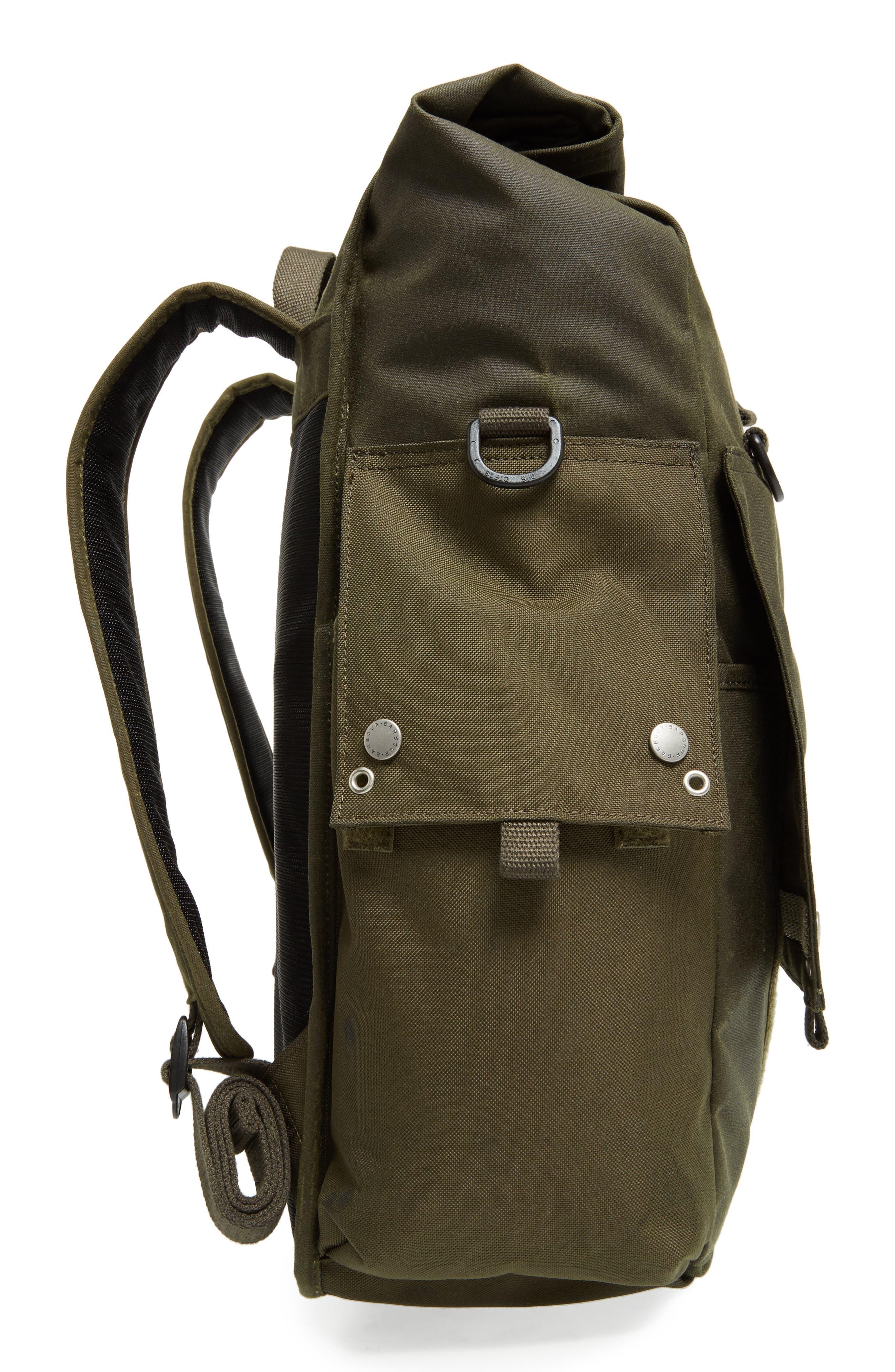 Alternate Image 4  - Barbour x Universal Works Alliance Backpack