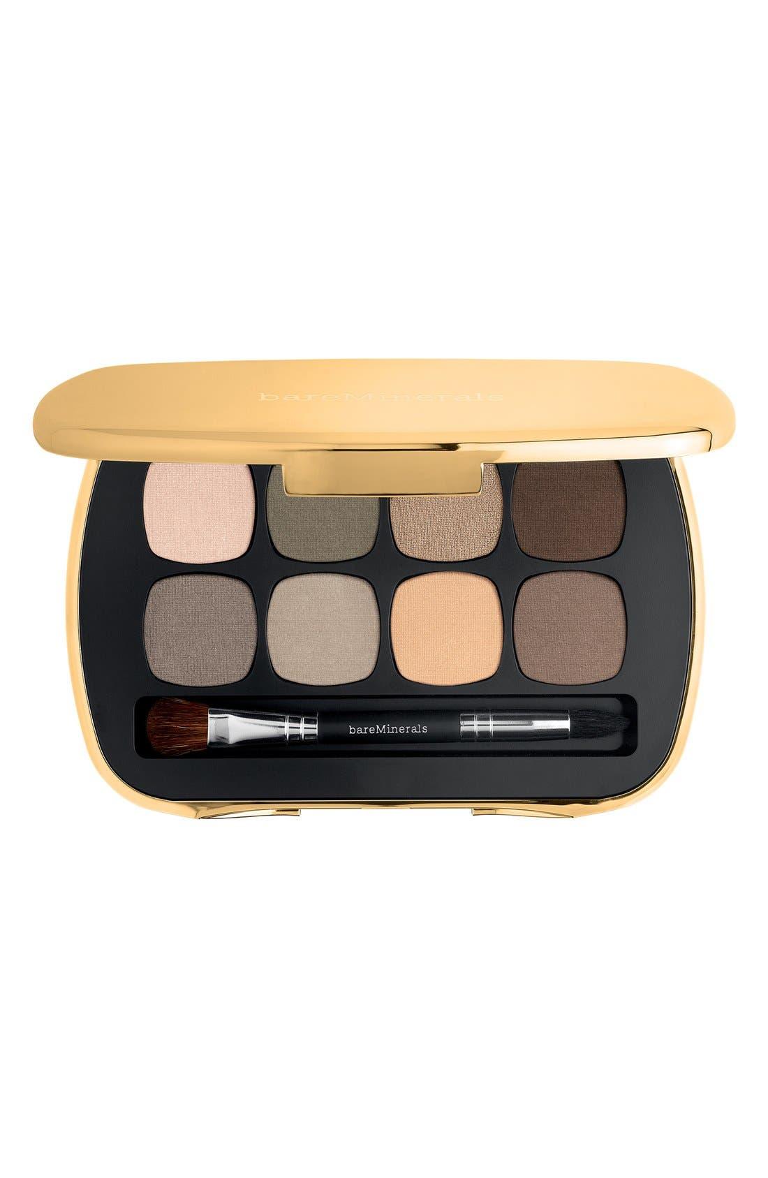 bareMinerals® READY 8.0 The Power Neutrals Eyeshadow Palette