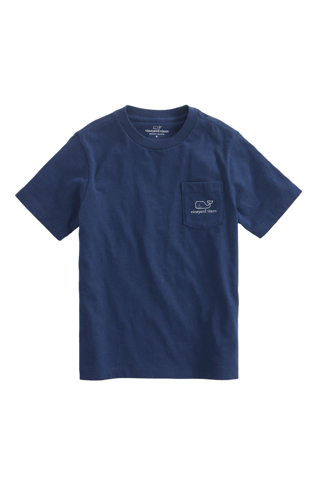 vineyard vines Whale T-Shirt (Big Boys)