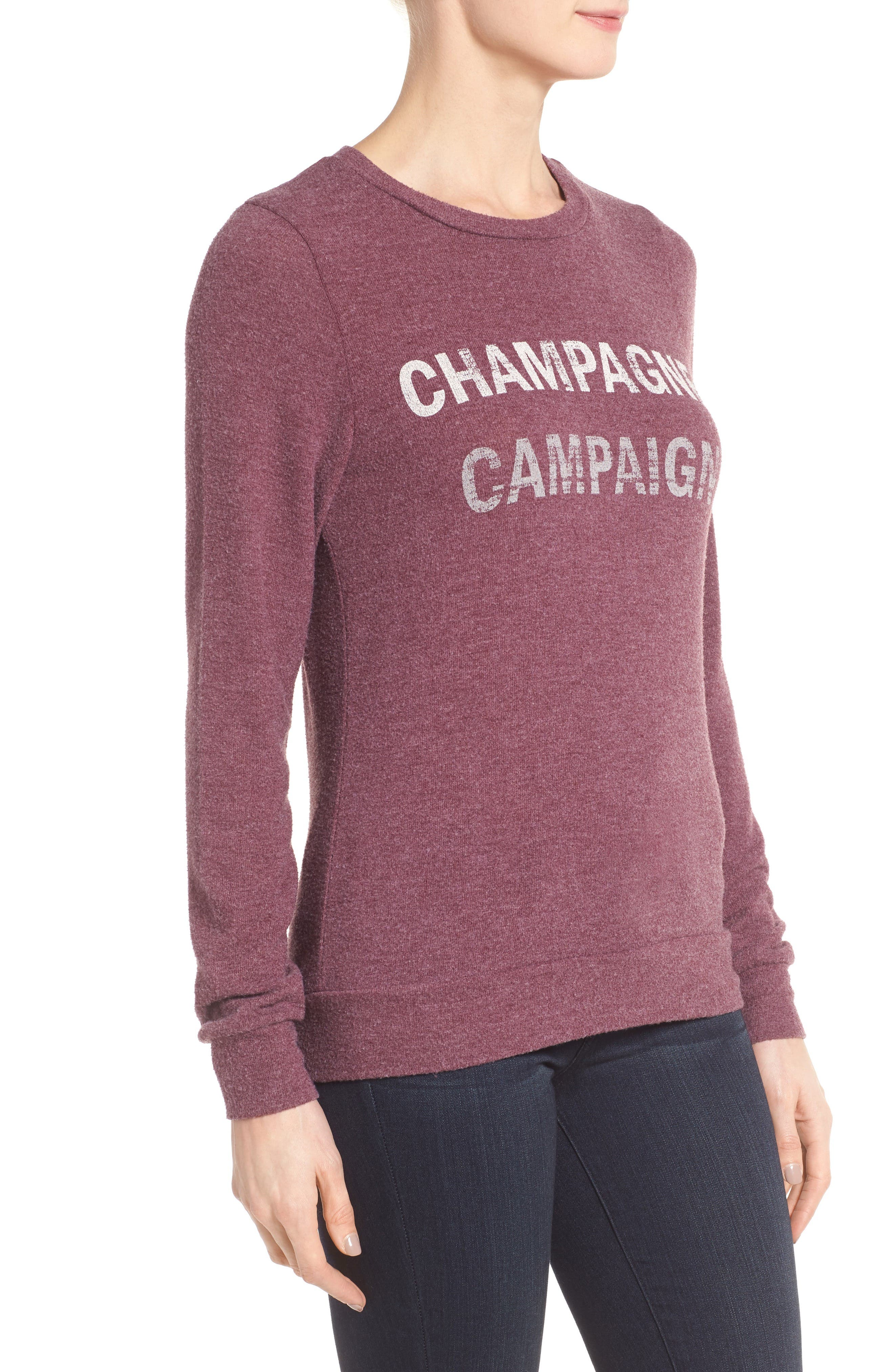 Alternate Image 3  - Signorelli Graphic Sweatshirt