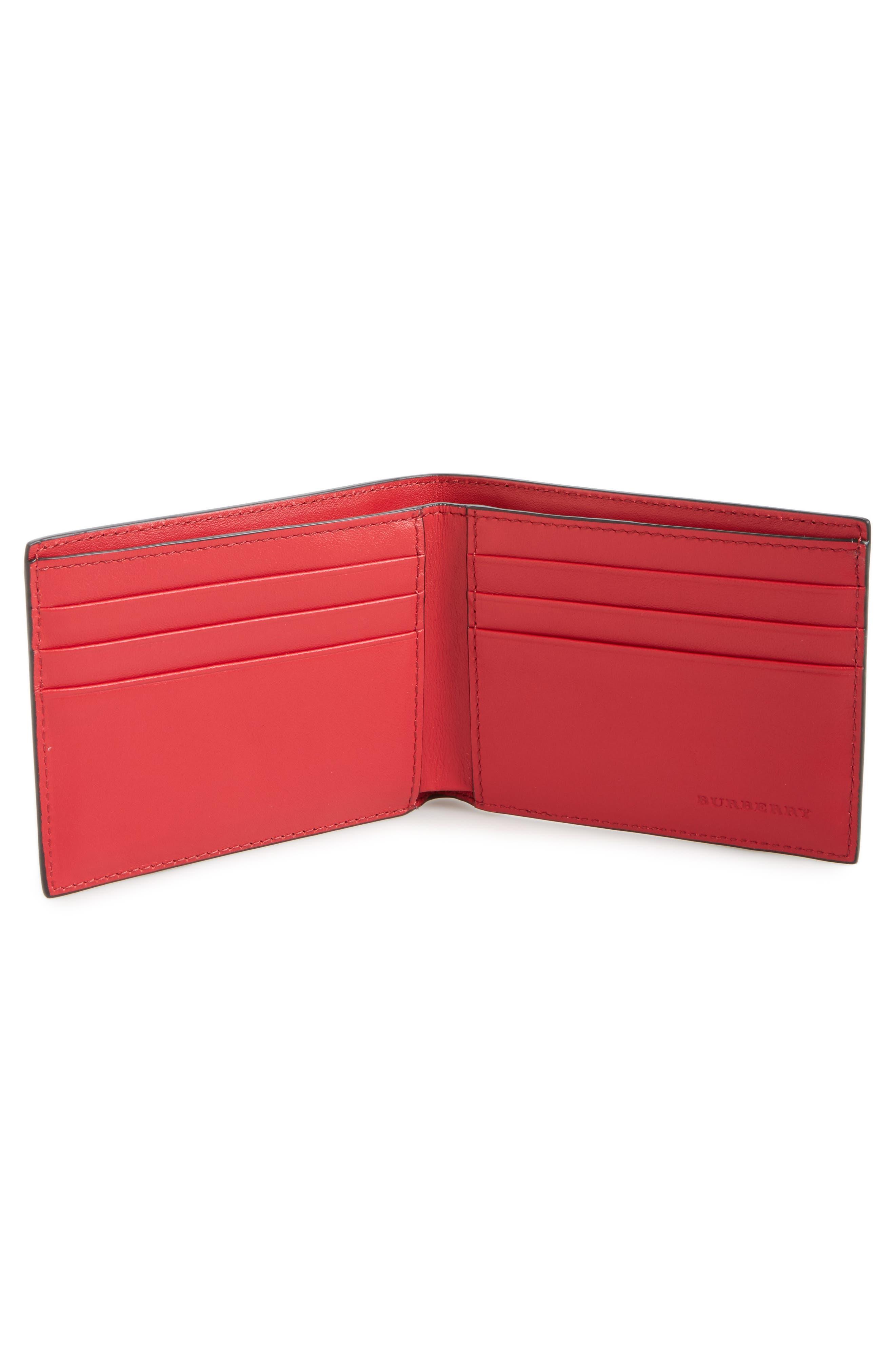 Alternate Image 2  - Burberry Sandon Wallet