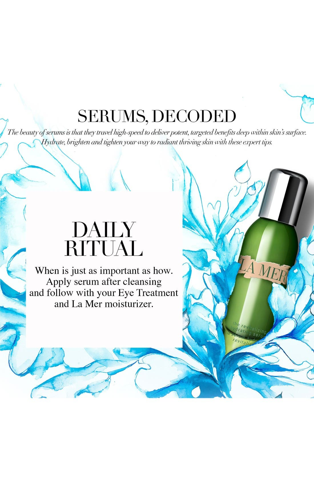 The Revitalizing Hydrating Serum,                             Alternate thumbnail 6, color,                             No Color