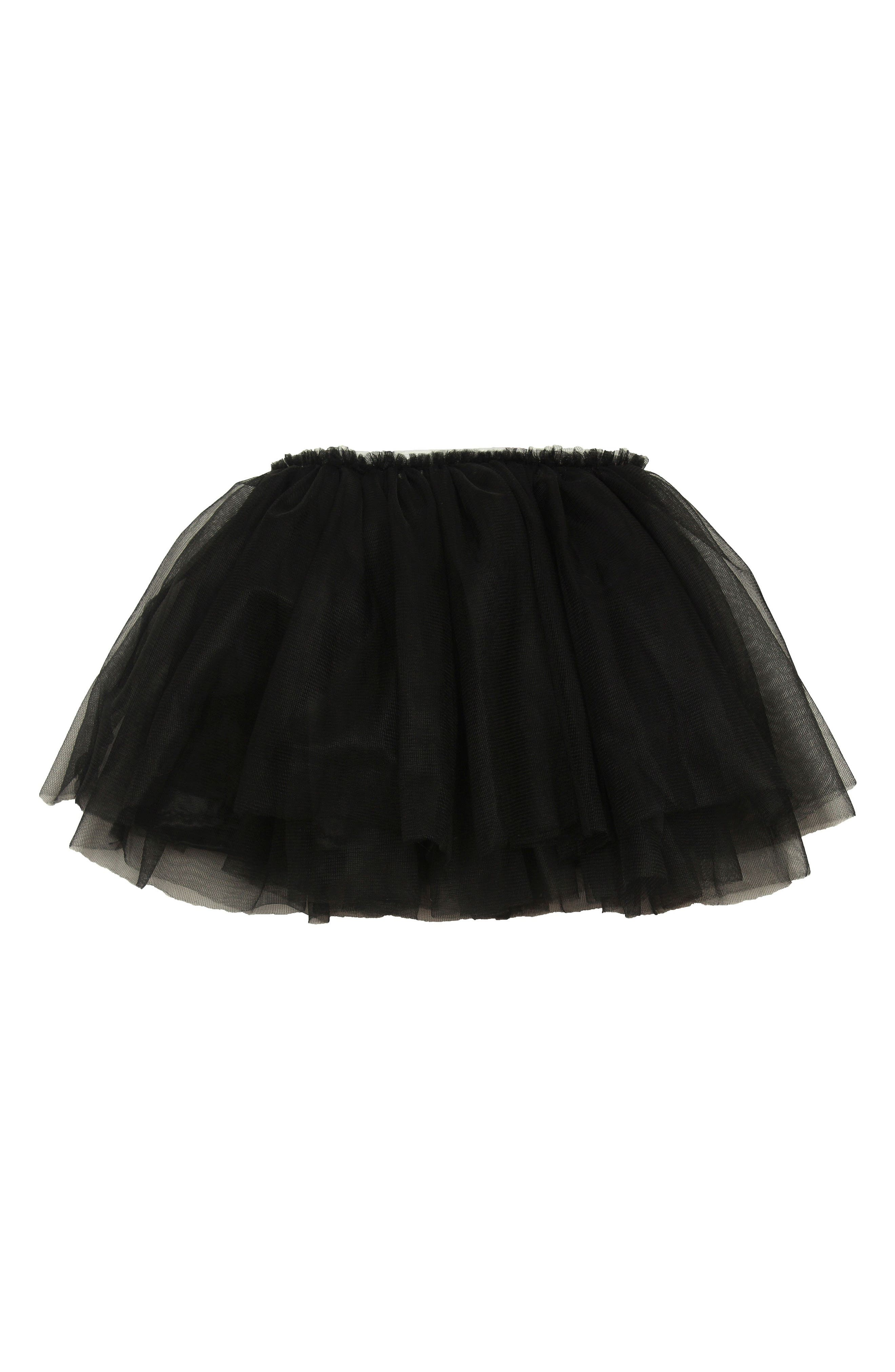 Alternate Image 2  - Popatu Gold Star Tutu Skirt (Toddler Girls & Little Girls)