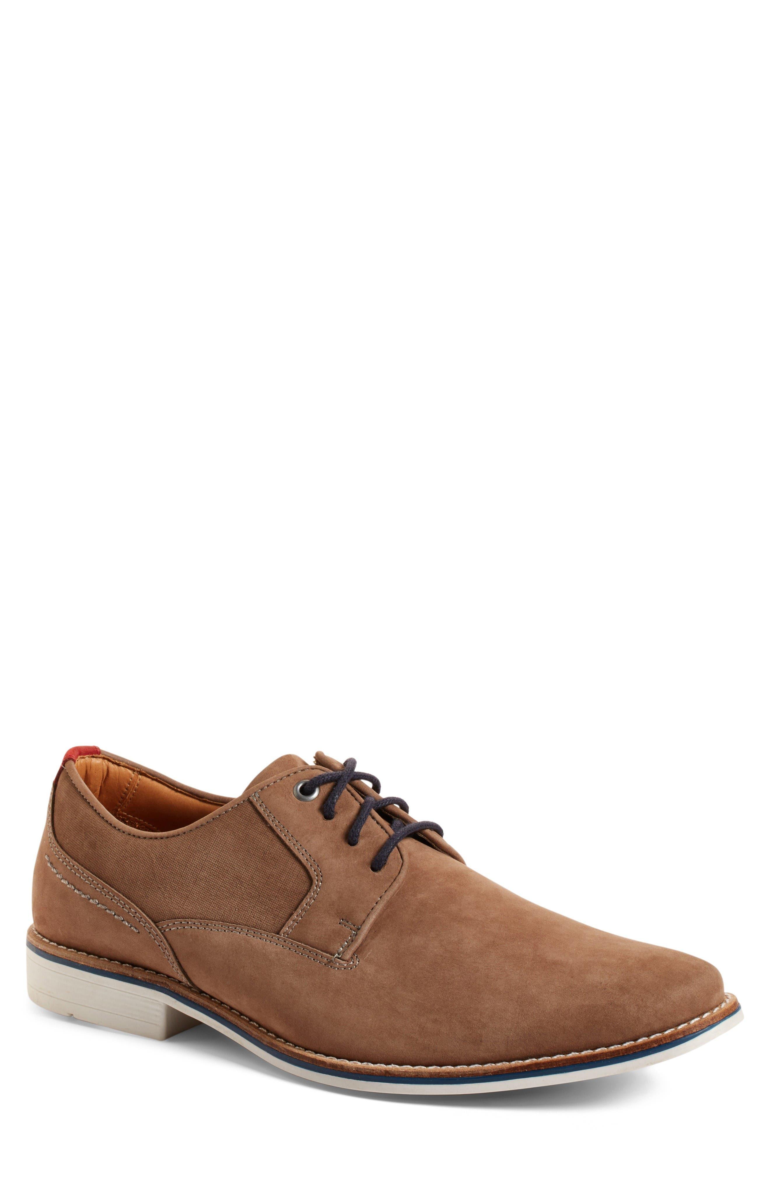 Alternate Image 1 Selected - 1901 Archer Buck Shoe (Men)