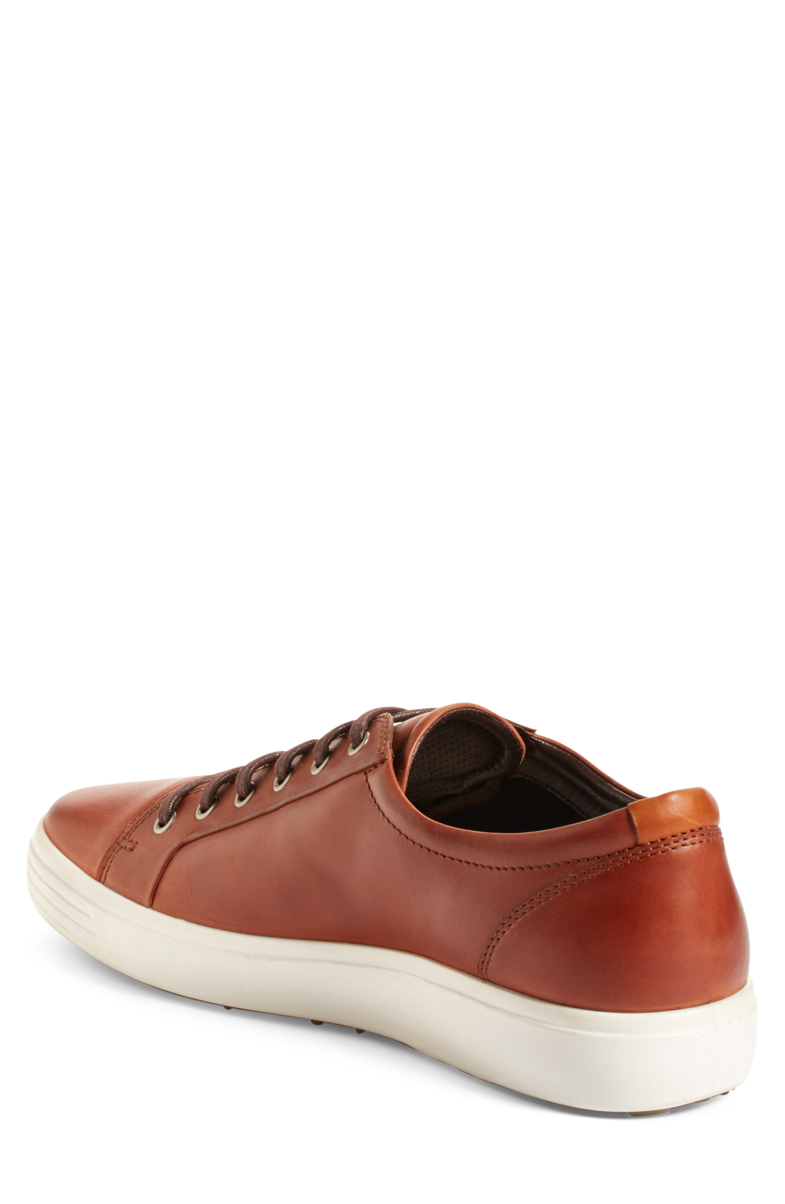 Alternate Image 2  - ECCO Soft VII Lace-Up Sneaker (Men)