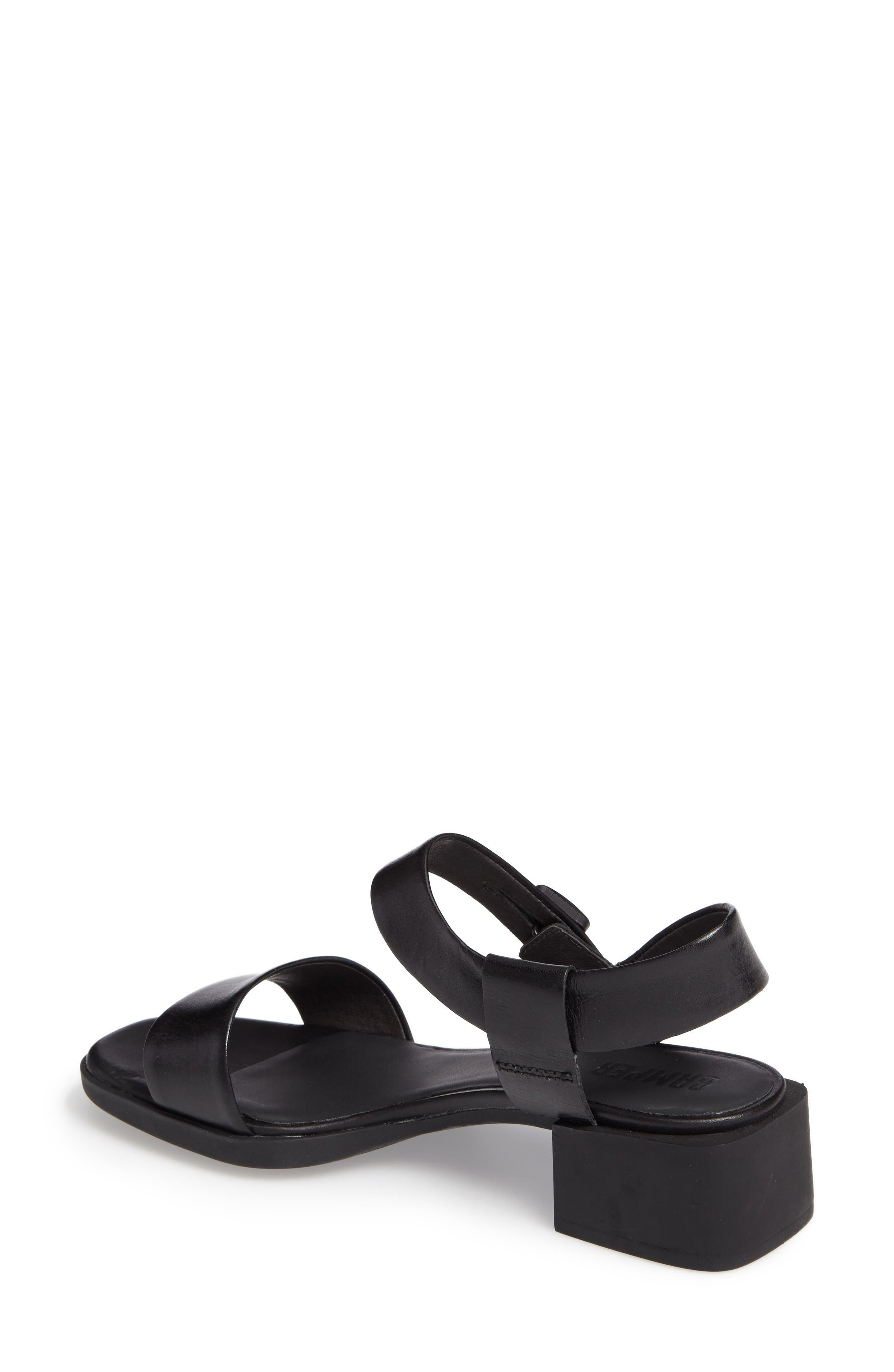 Alternate Image 2  - Camper Kobo Slingback Square Toe Sandal (Women)