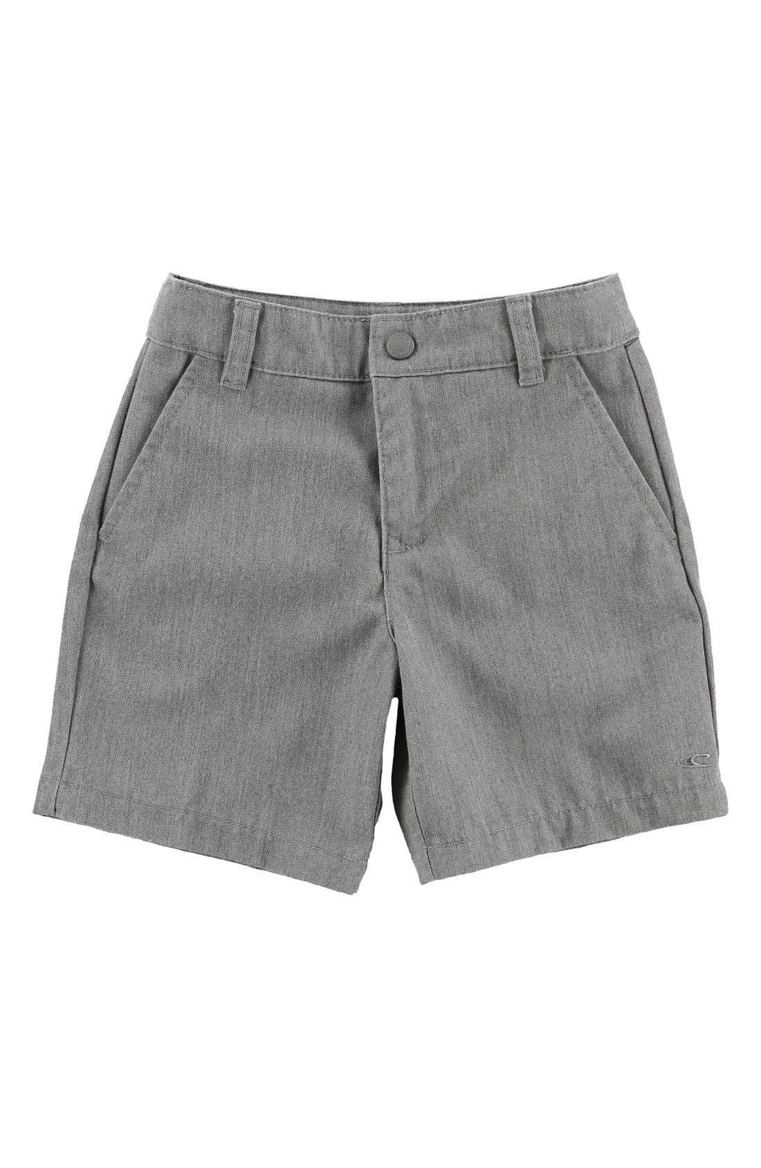 O'Neill Contact Twill Walking Shorts (Toddler Boys)