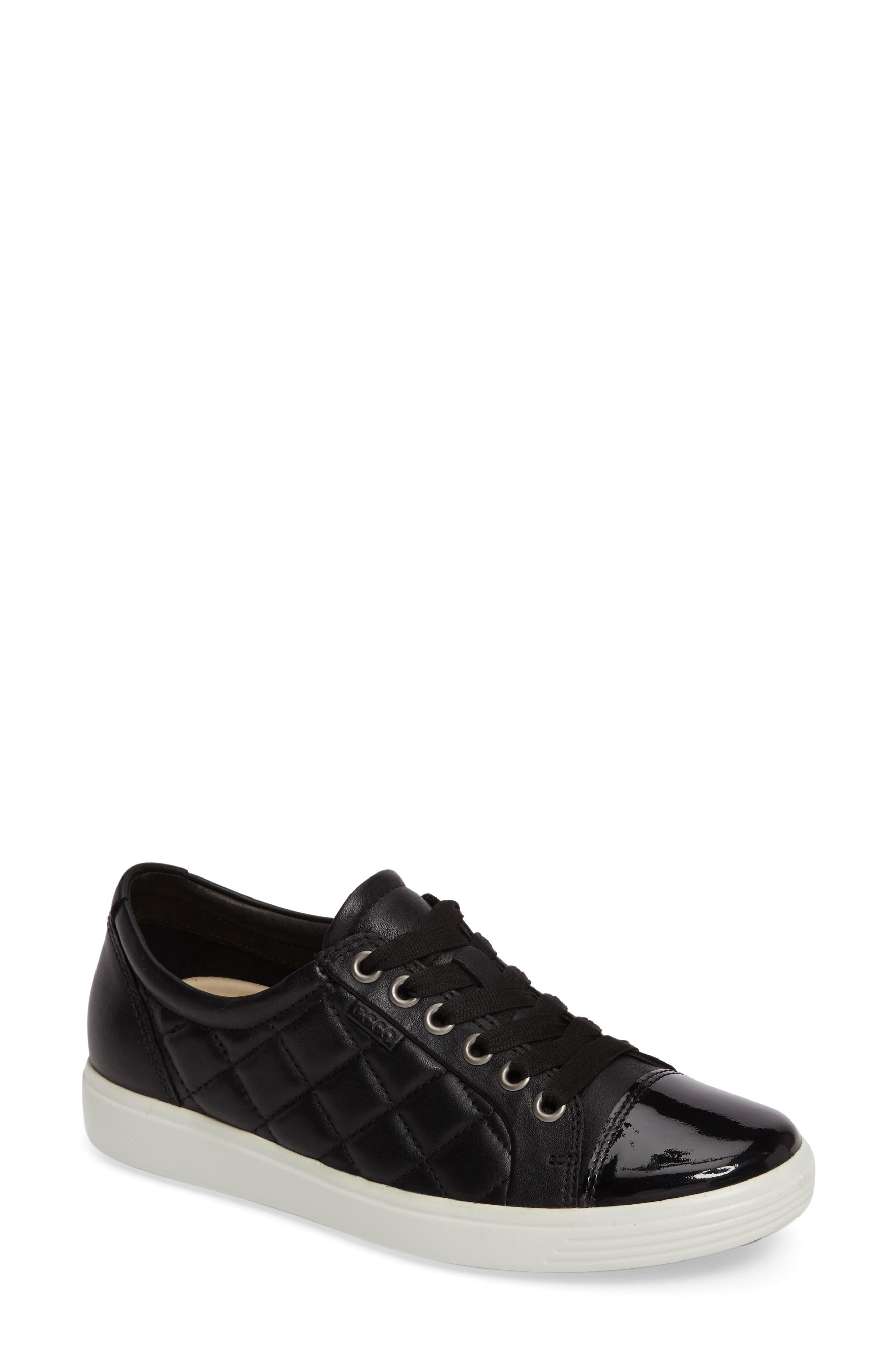Alternate Image 1 Selected - ECCO 'Soft 7' Sneaker (Women)