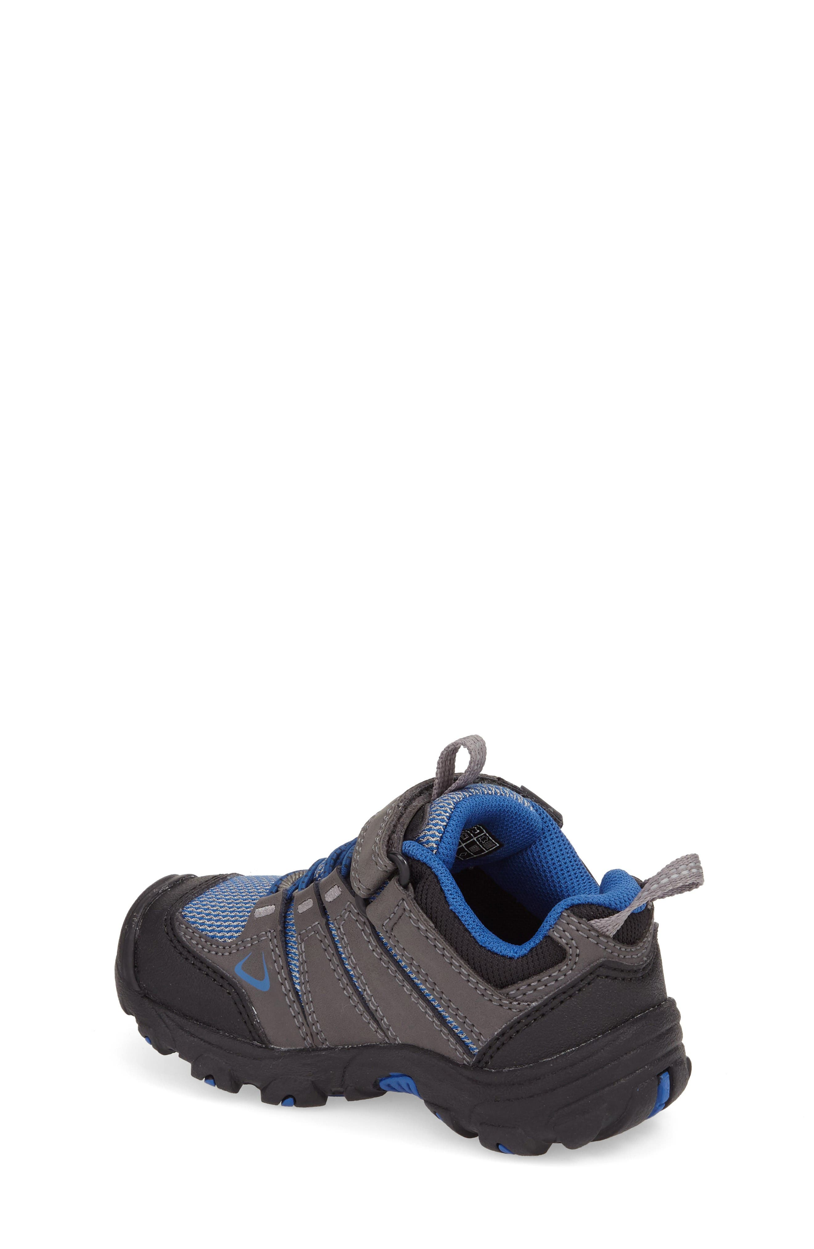 Oakridge Hiking Shoe,                             Alternate thumbnail 8, color,                             Magnet/ True Blue