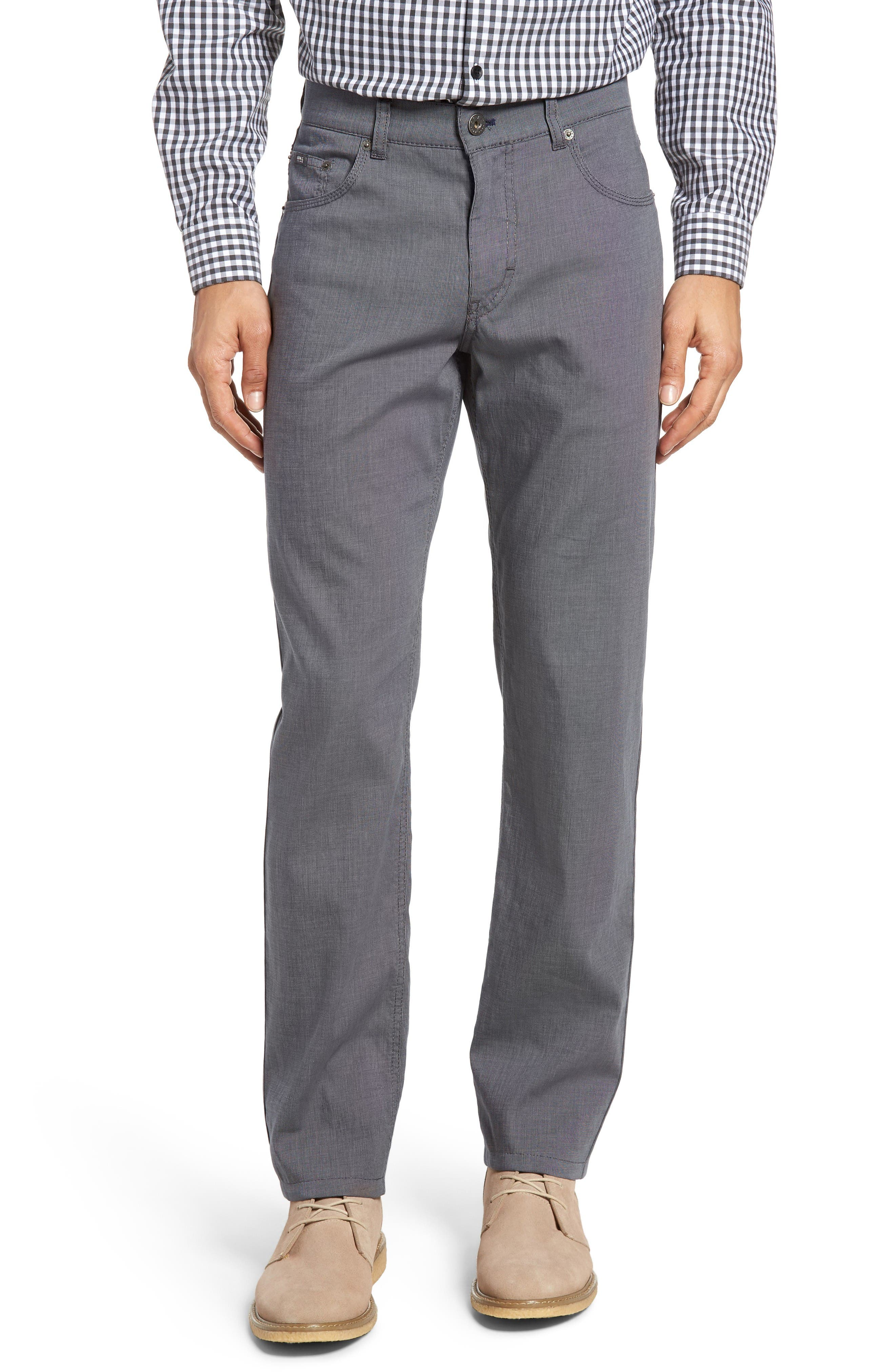 Sensation Stretch Trousers,                         Main,                         color, Graphite