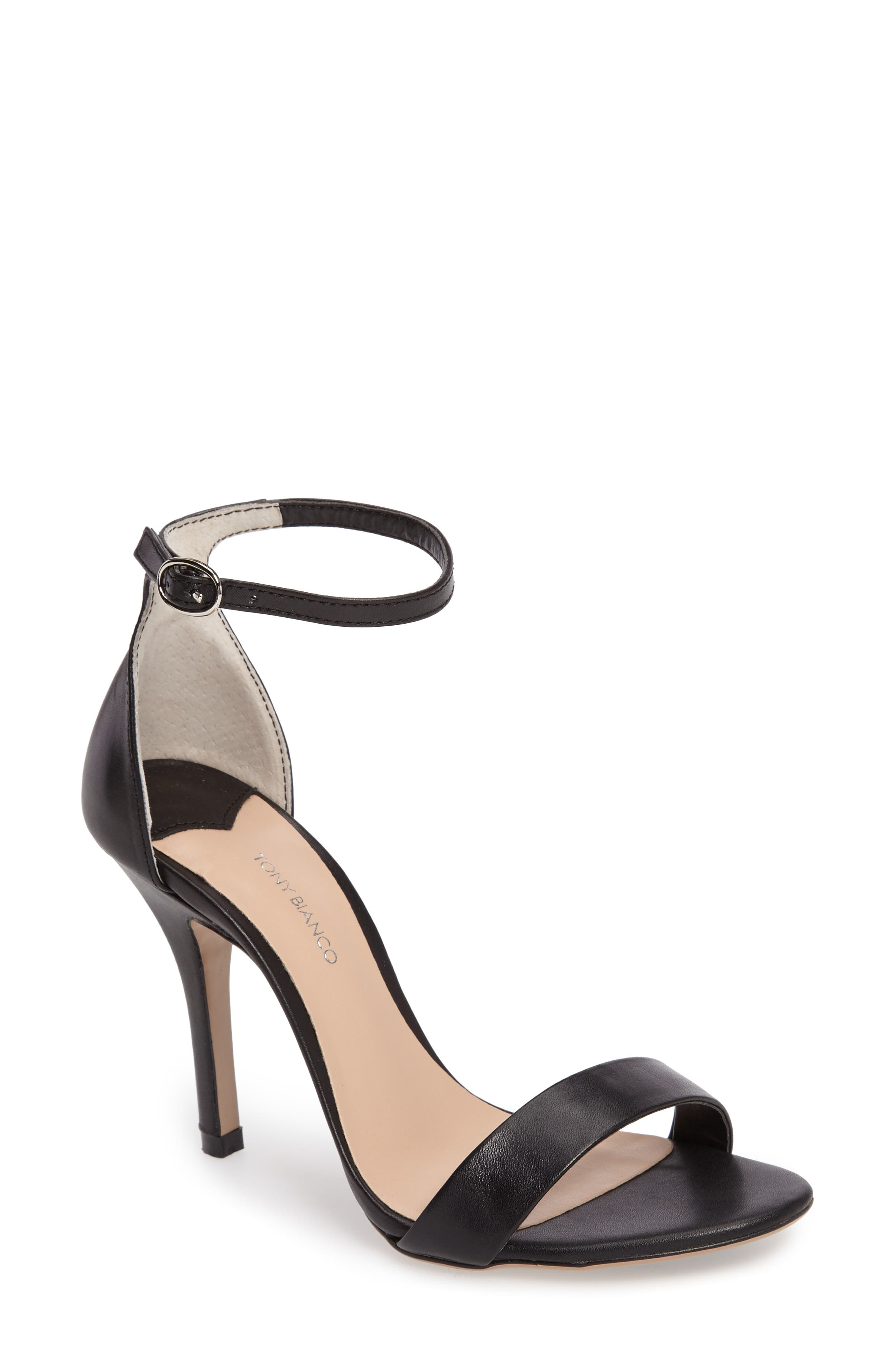Alternate Image 1 Selected - Tony Bianco Lovinia Strappy Sandal (Women)