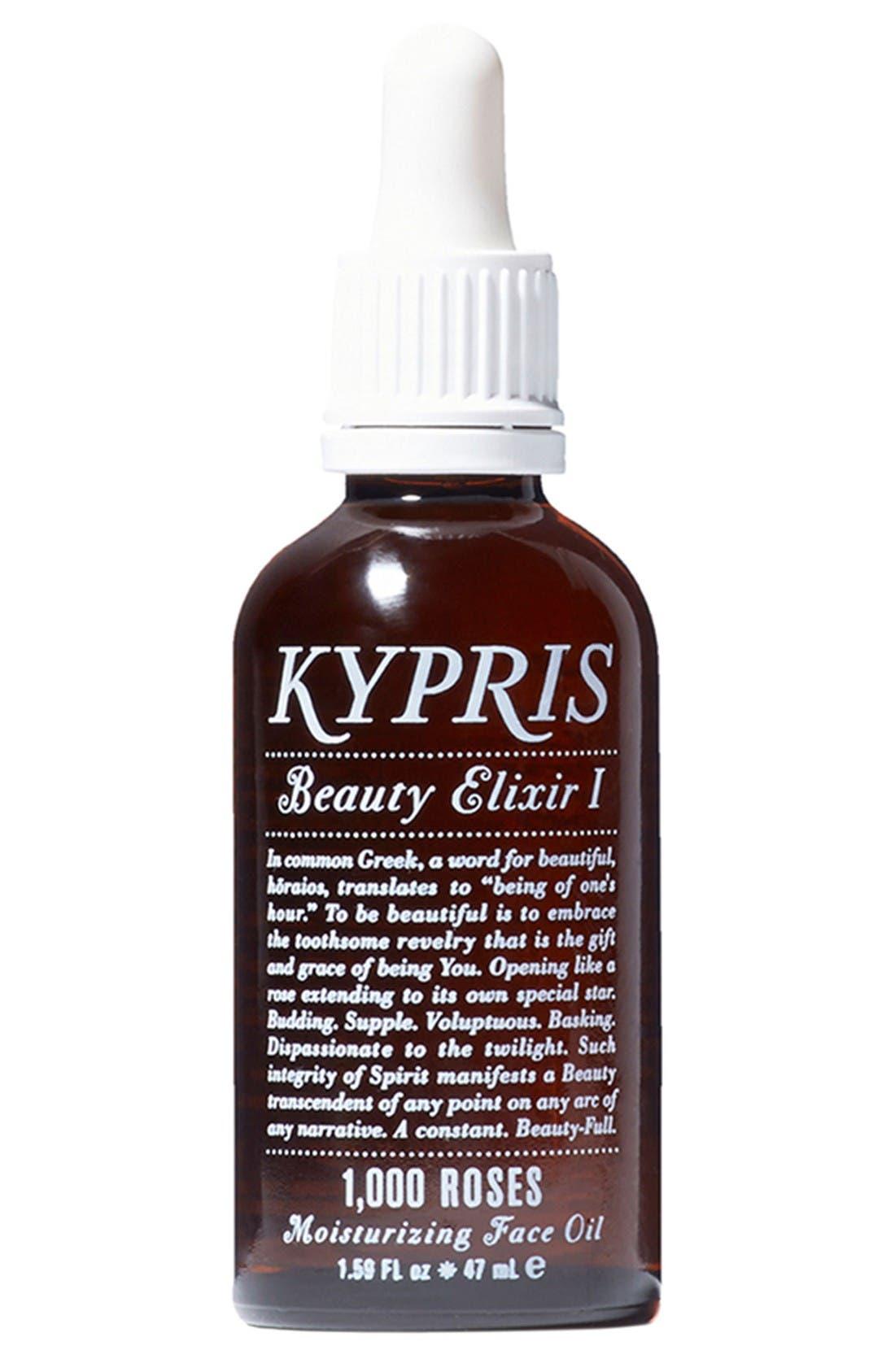 KYPRIS BEAUTY Beauty Elixir I: 1000 Roses