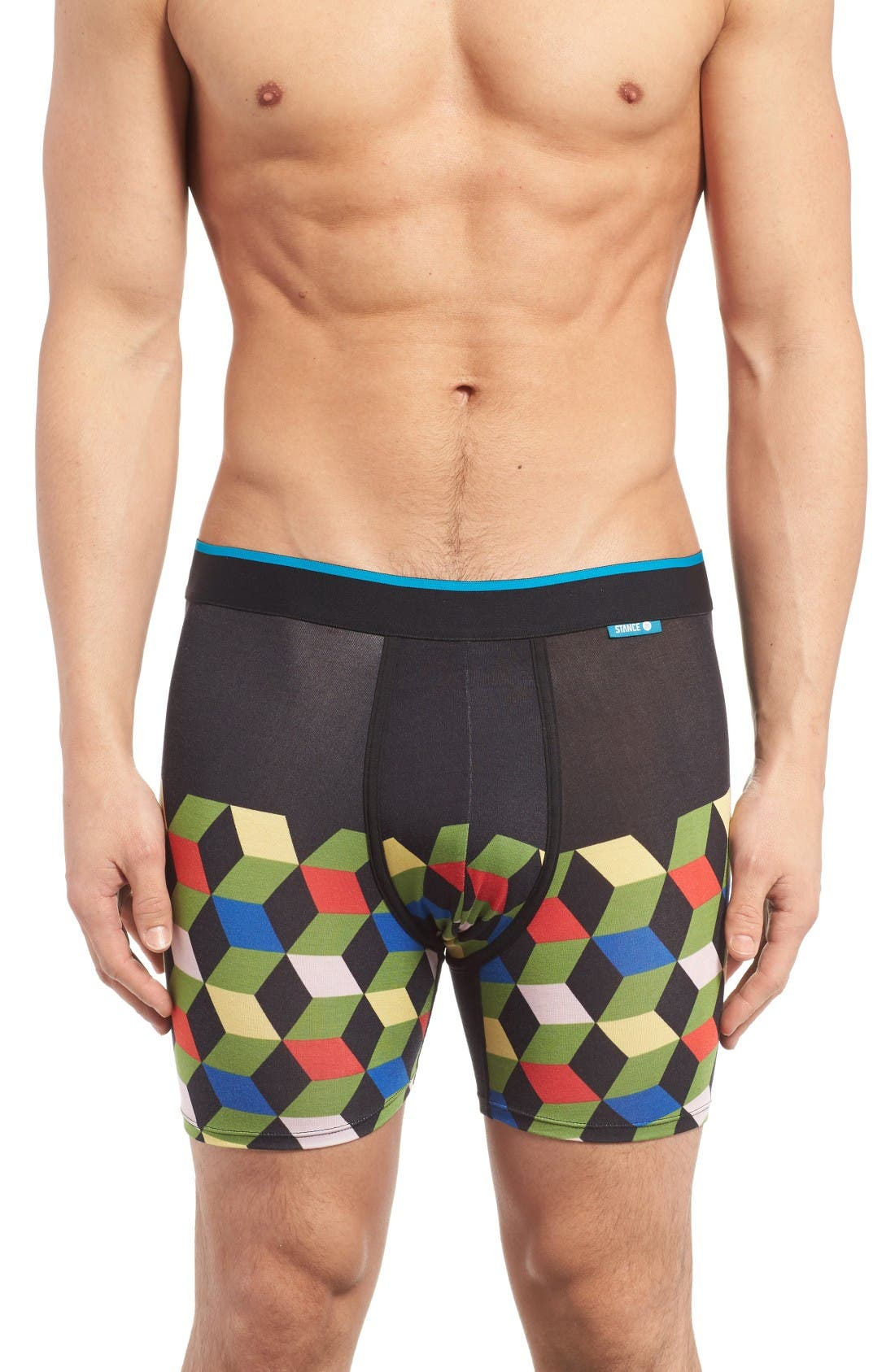 Alternate Image 1 Selected - Stance The Wholester - J. Harden Boxer Briefs