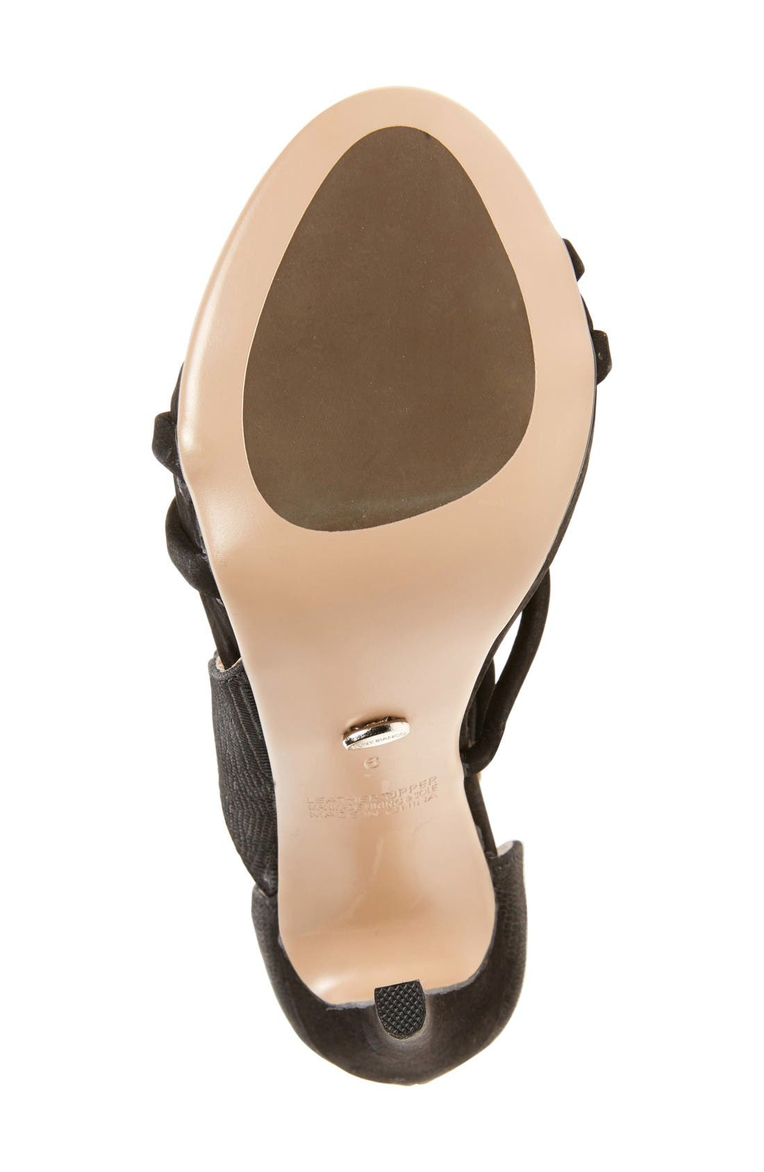 Alternate Image 4  - Tony Bianco Alita Strappy Sandal (Women)