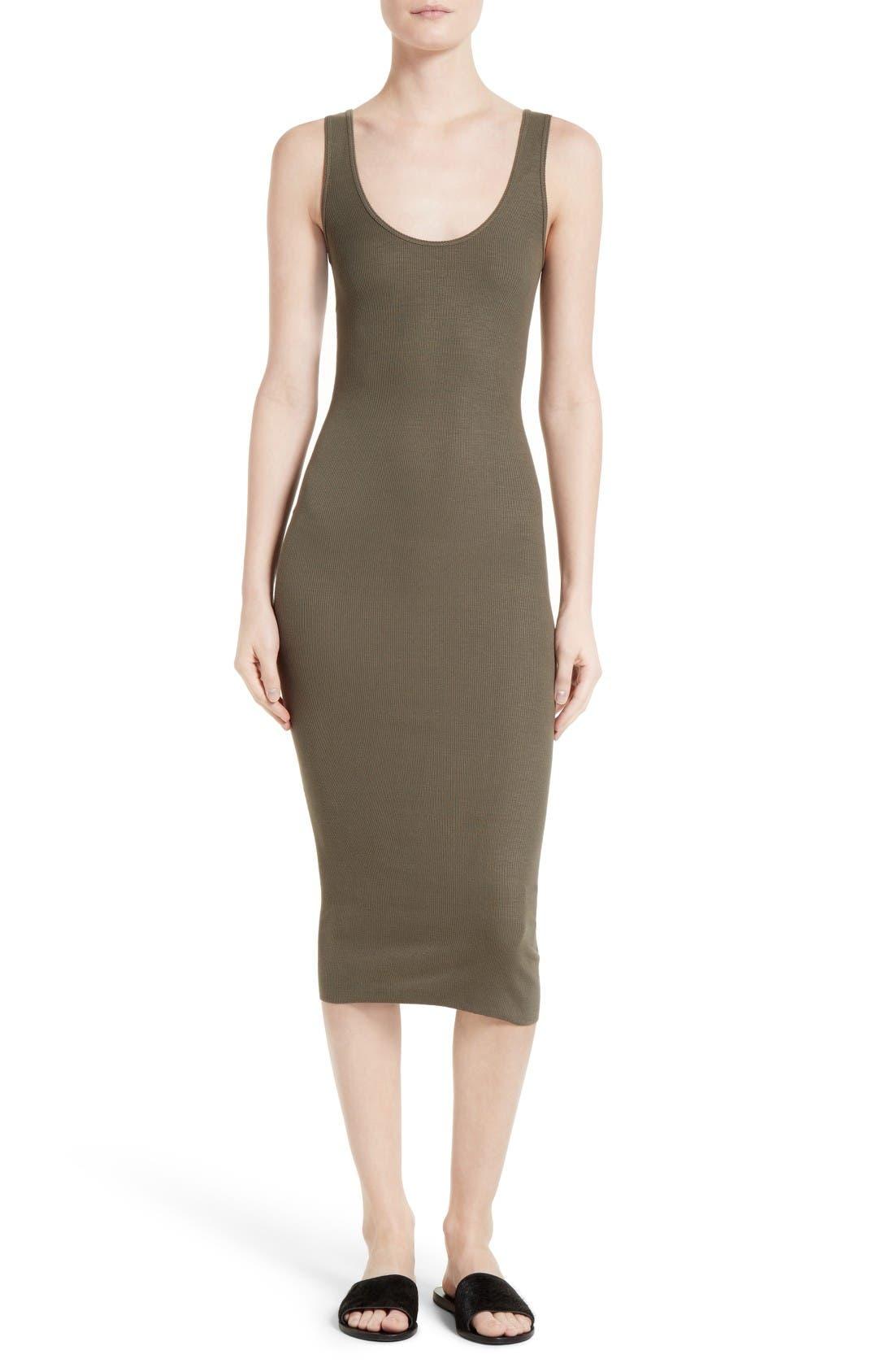 Alternate Image 1 Selected - Twenty Rib Tank Dress (Nordstrom Exclusive)