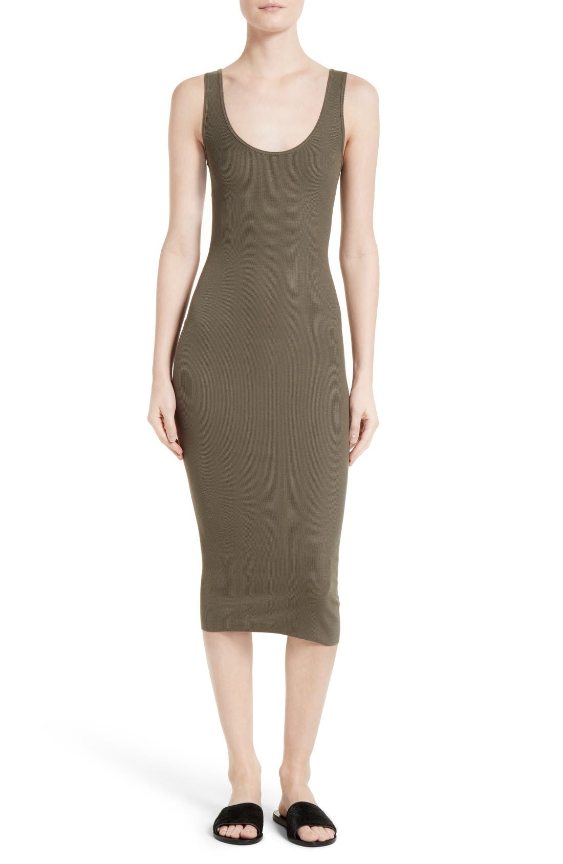 Main Image - Twenty Rib Tank Dress (Nordstrom Exclusive)