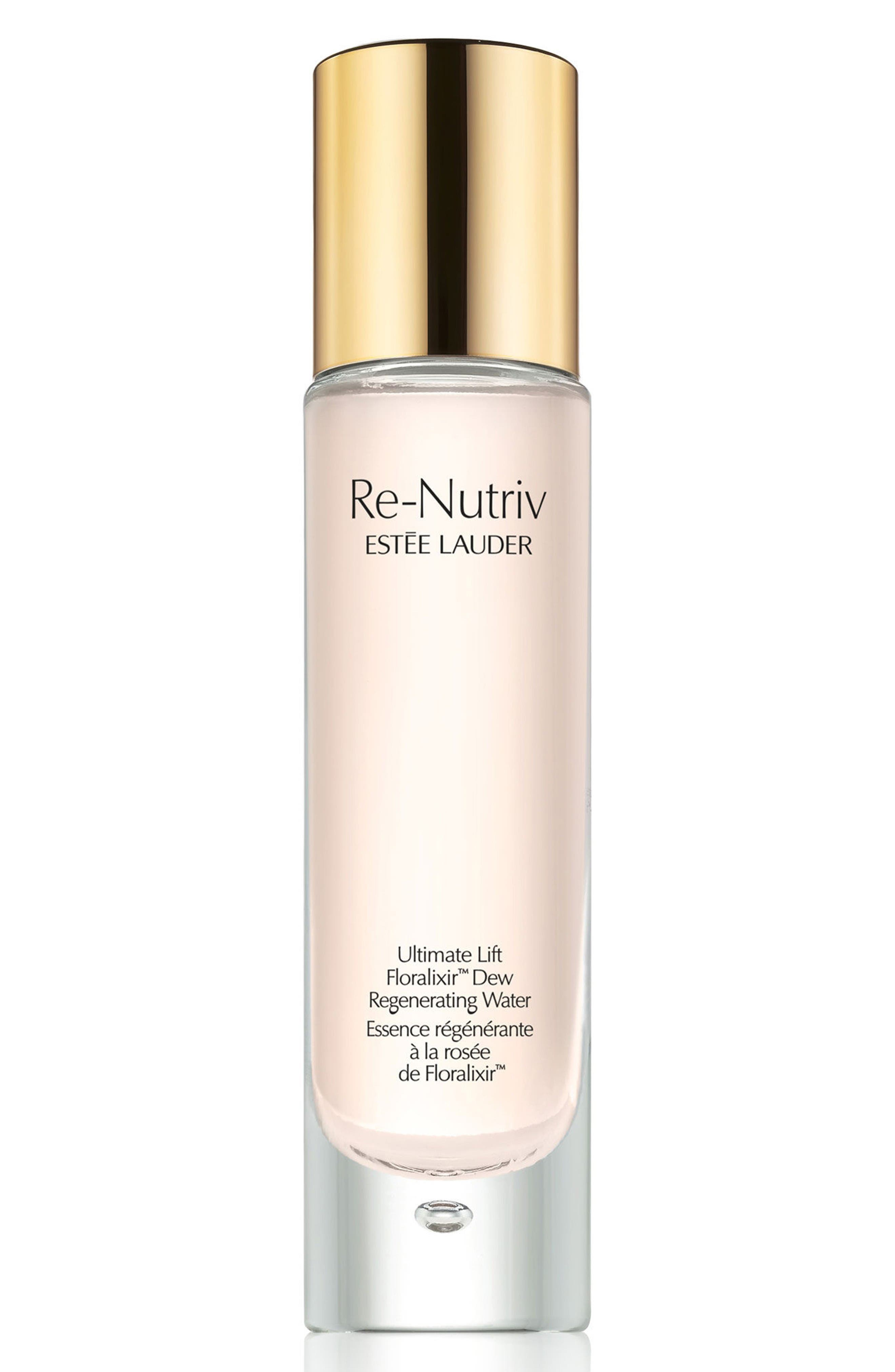 Main Image - Estée Lauder Re-Nutriv Ultimate Lift Floralixir Dew Regenerating Water