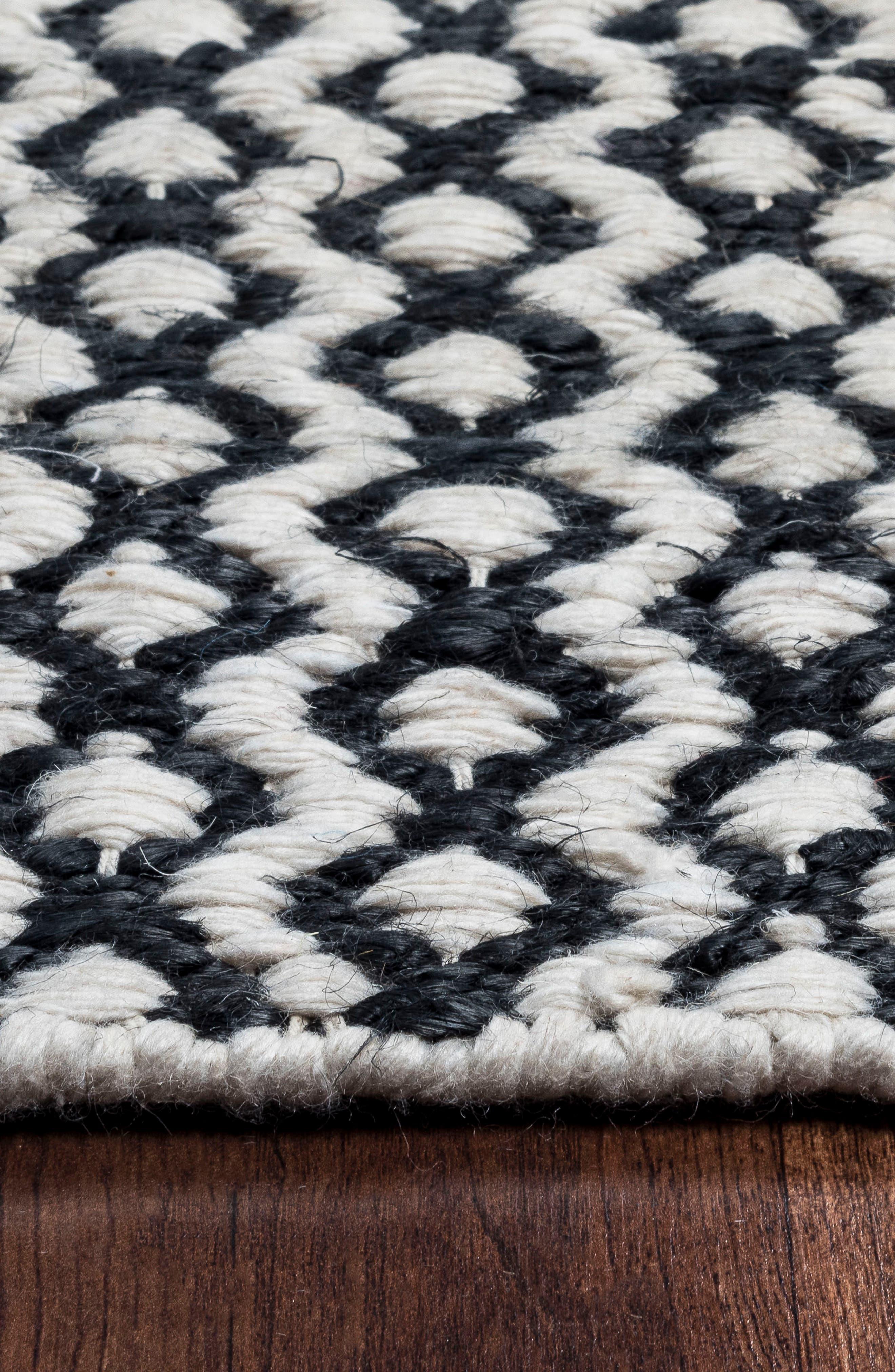 Alternate Image 3  - Rizzy Home 'Ellington' Hand Loomed Jute & Wool Area Rug
