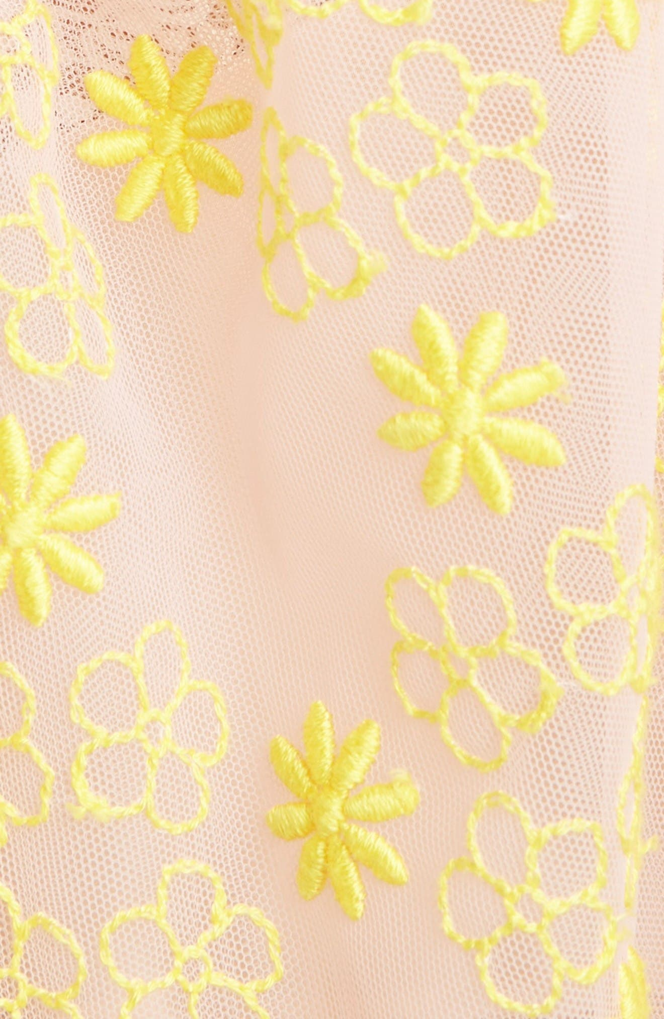 Alternate Image 3  - Simone Rocha Diagonal Frill Top