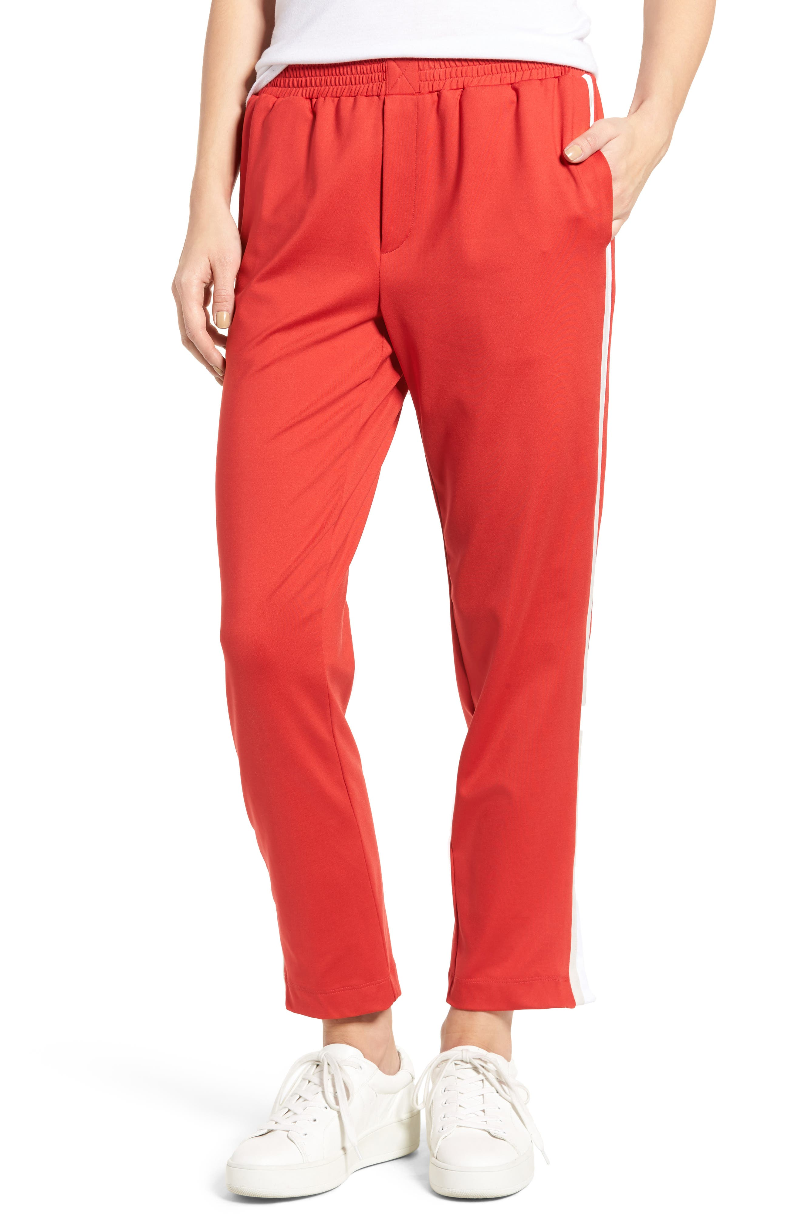 Willow & Clay Tapered Track Pants