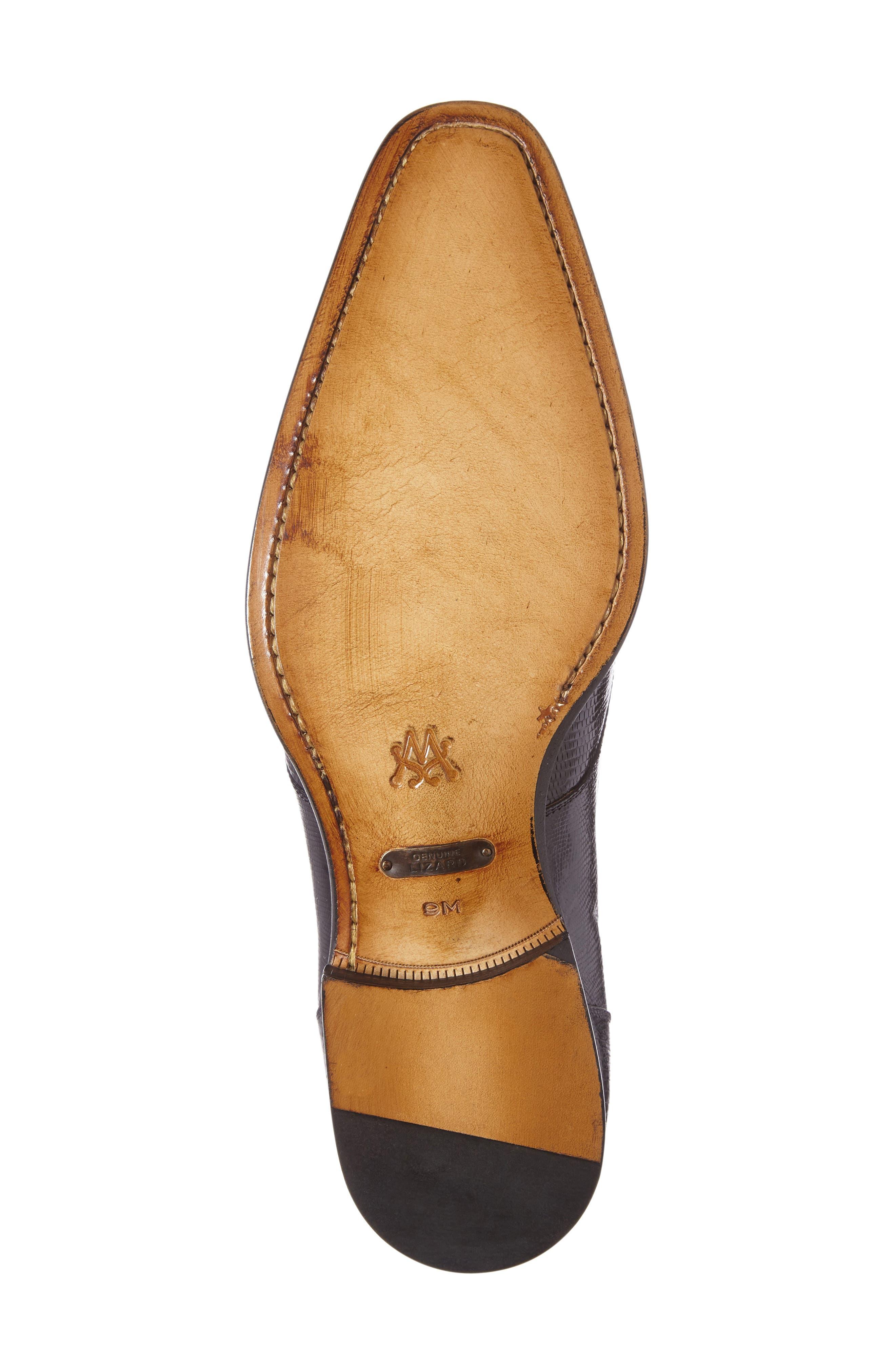Alternate Image 4  - Mezlan Hooke Venetian Loafer (Men)