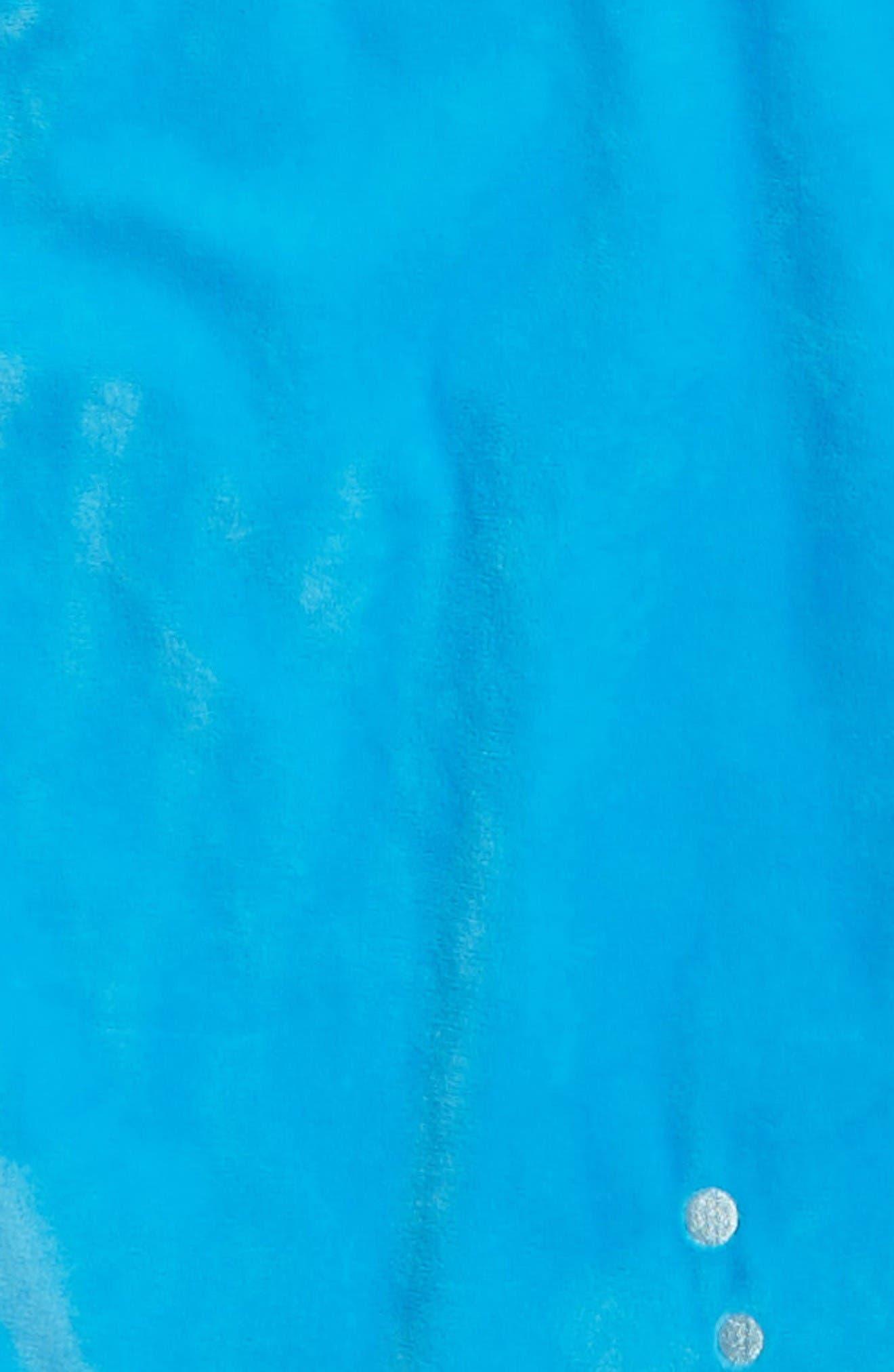 Runty Blanket & Stuffed Animal Set,                             Alternate thumbnail 2, color,                             Blue