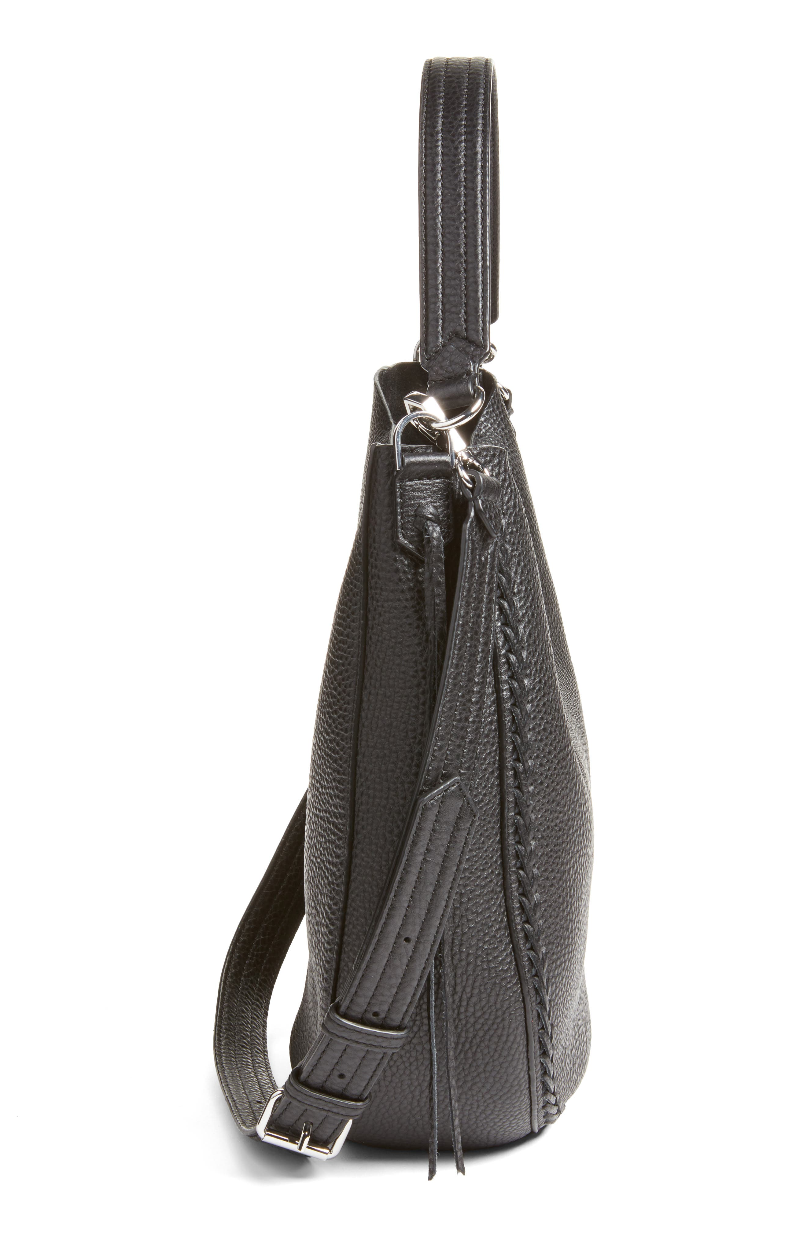 Alternate Image 5  - Rebecca Minkoff Unlined Convertible Whipstitch Hobo (Nordstrom Exclusive)