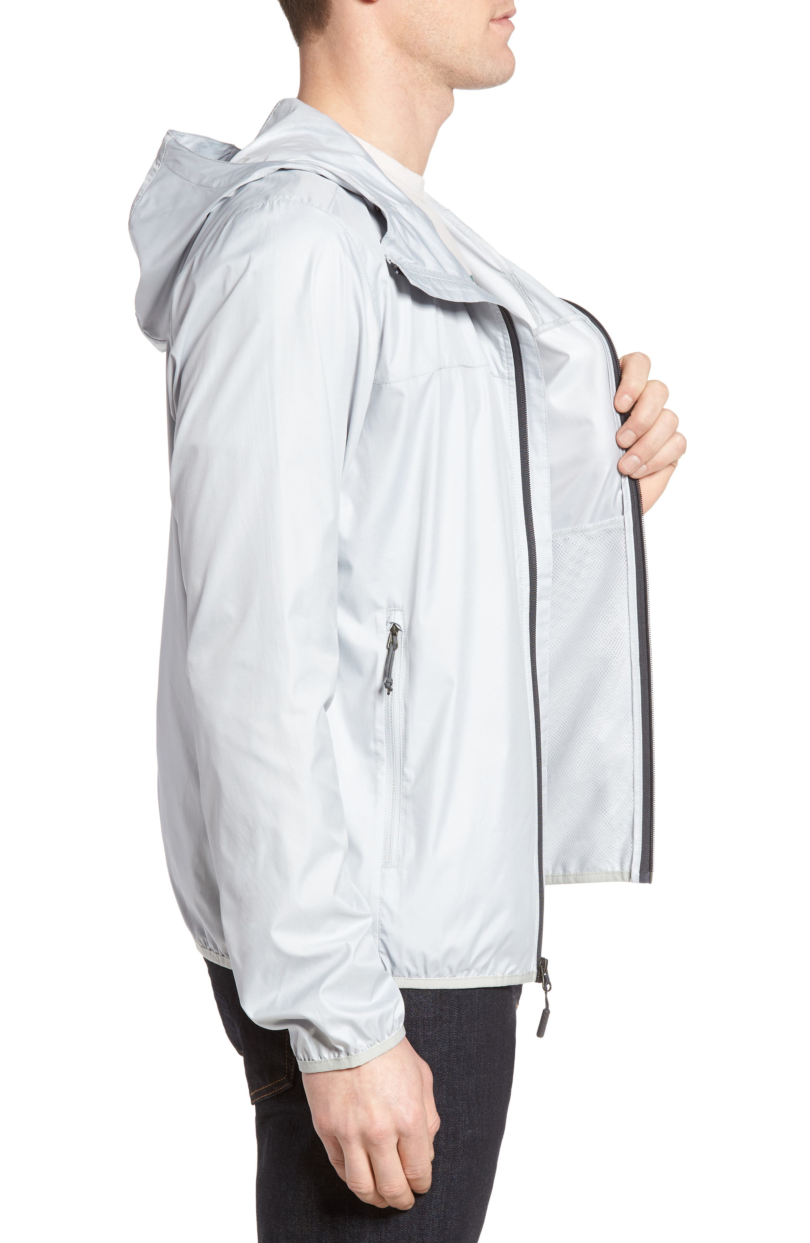 Alternate Image 3  - The North Face Cyclone 2 WindWall® Raincoat
