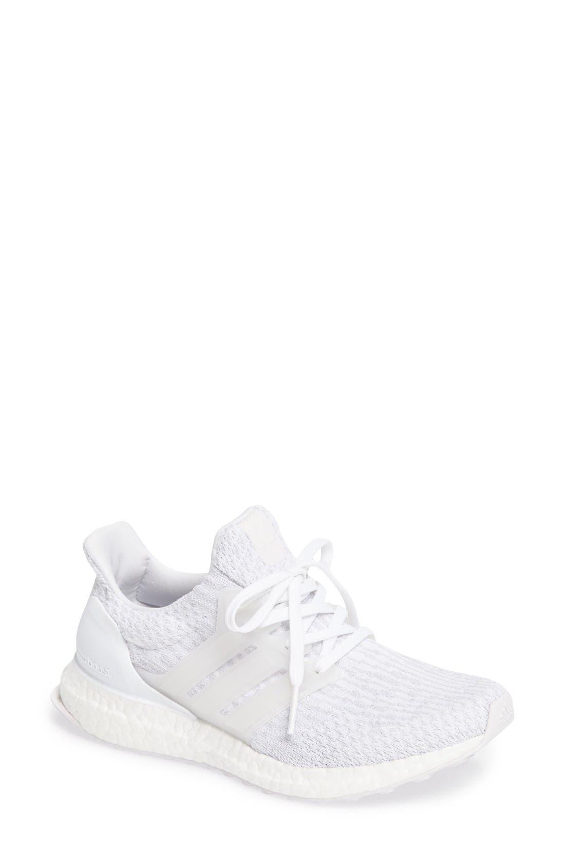 Main Image - adidas \u0027UltraBoost\u0027 Running Shoe (Women)