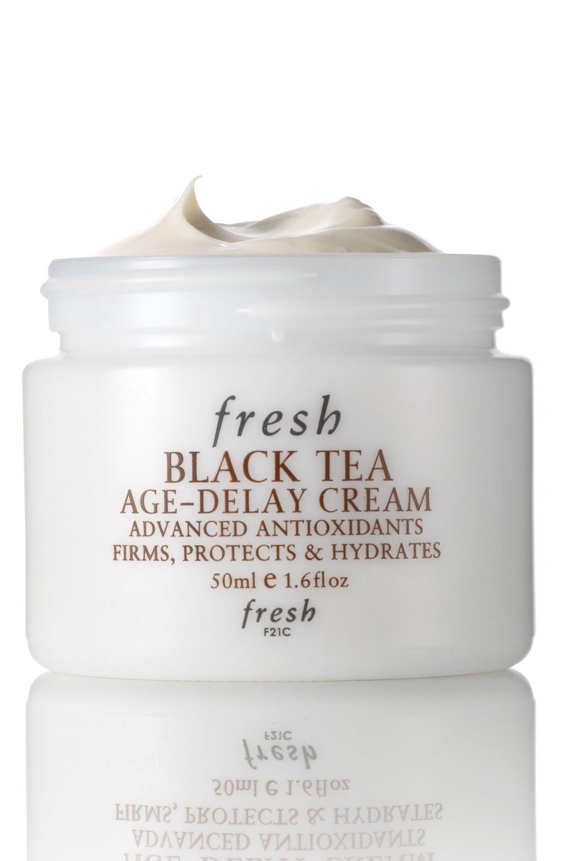 Main Image - Fresh® Black Tea Age-Delay Cream