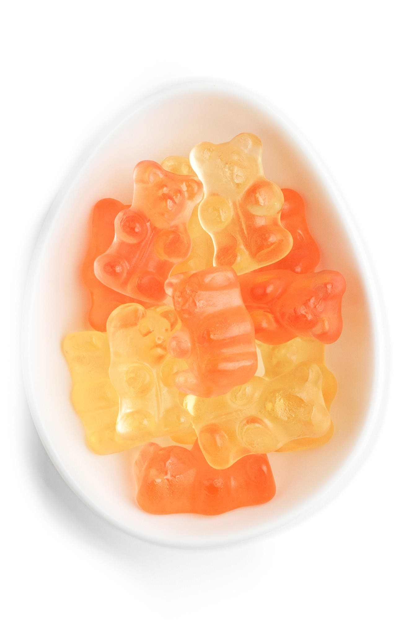 Champagne Bears<sup>®</sup> Large Candy Cube,                             Alternate thumbnail 2, color,                             Blue