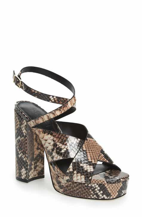 9599f43fbd3681 M4D3 Priscilla Wraparound Platform Sandal (Women)