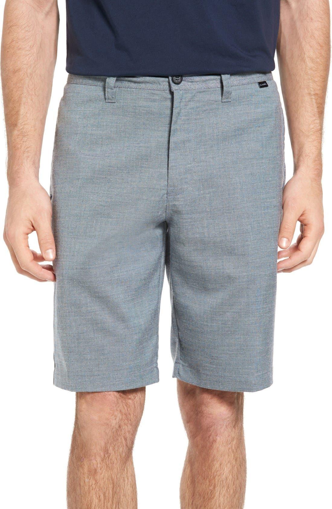 Main Image - Travis Mathew Romers Stretch Shorts