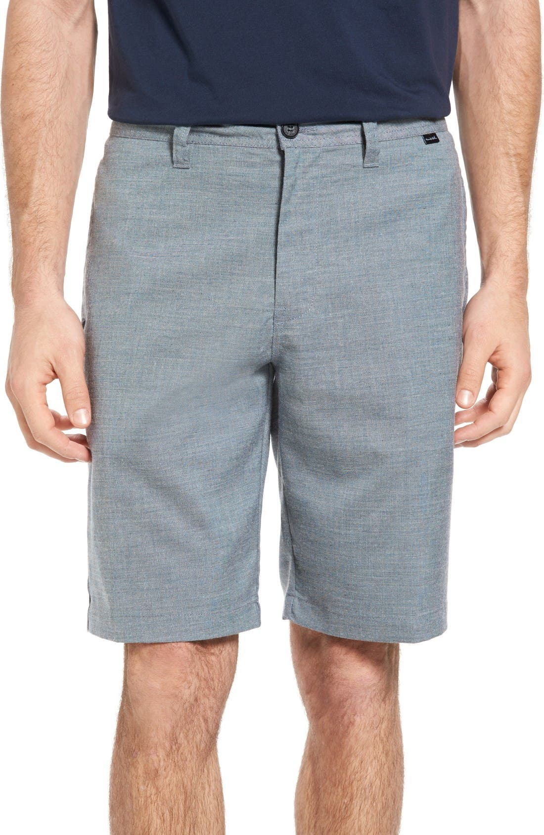 Romers Stretch Shorts,                         Main,                         color, Quiet Shade