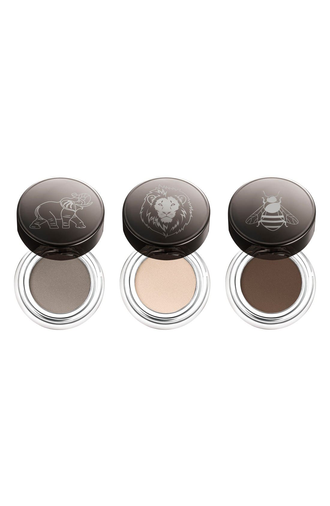 Main Image - Chantecaille 3 Mermaid Eye Matte Eyeshadow Trio (Limited Edition) ($102 Value)