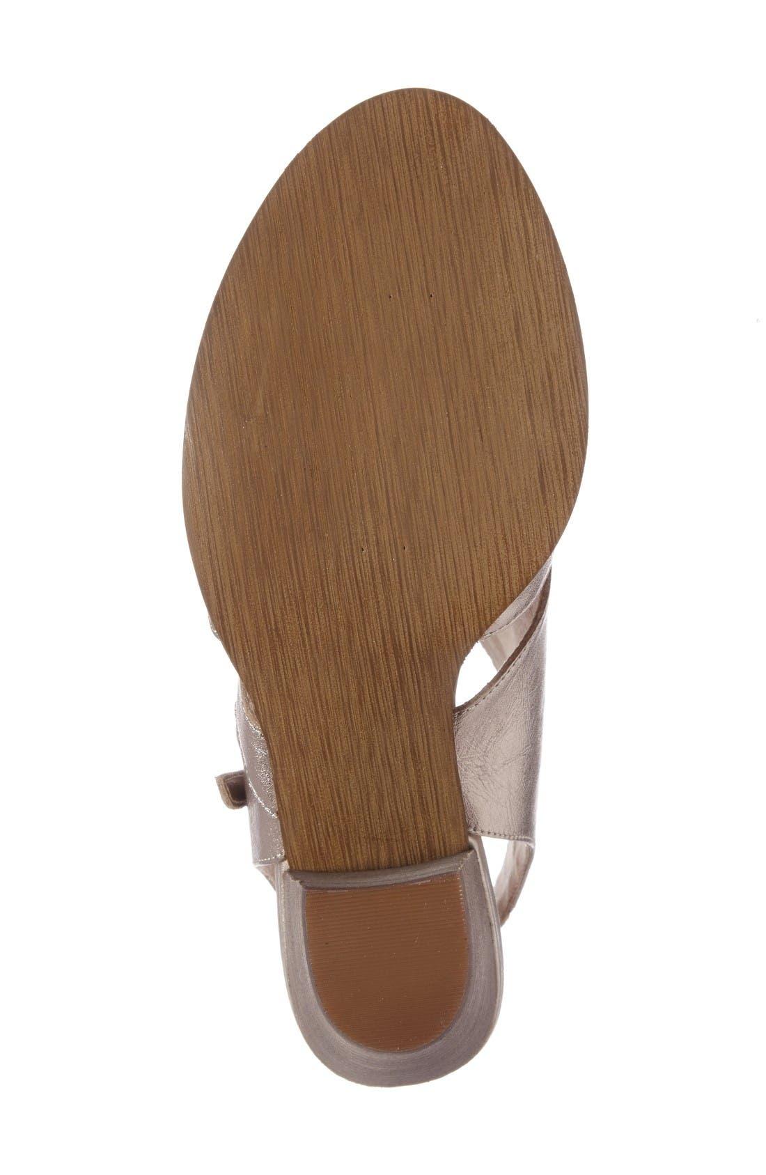Alternate Image 4  - Bella Vita Kimmy Cutout Sandal (Women)