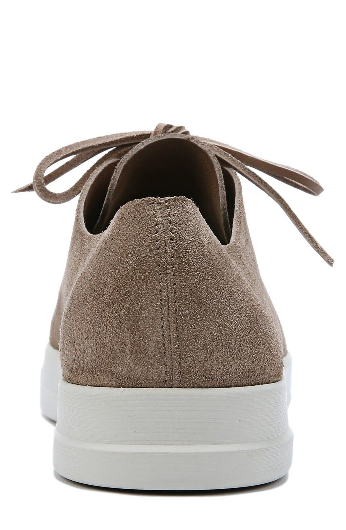 Copeland Sneaker,                             Alternate thumbnail 5, color,                             Flint Tan Suede
