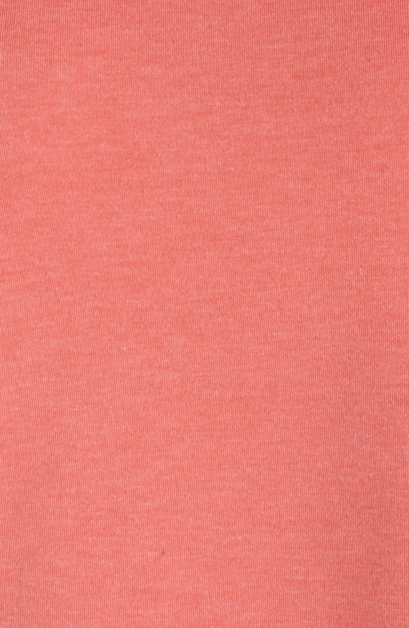 Alternate Image 5  - Make + Model Sunrise Sweatshirt