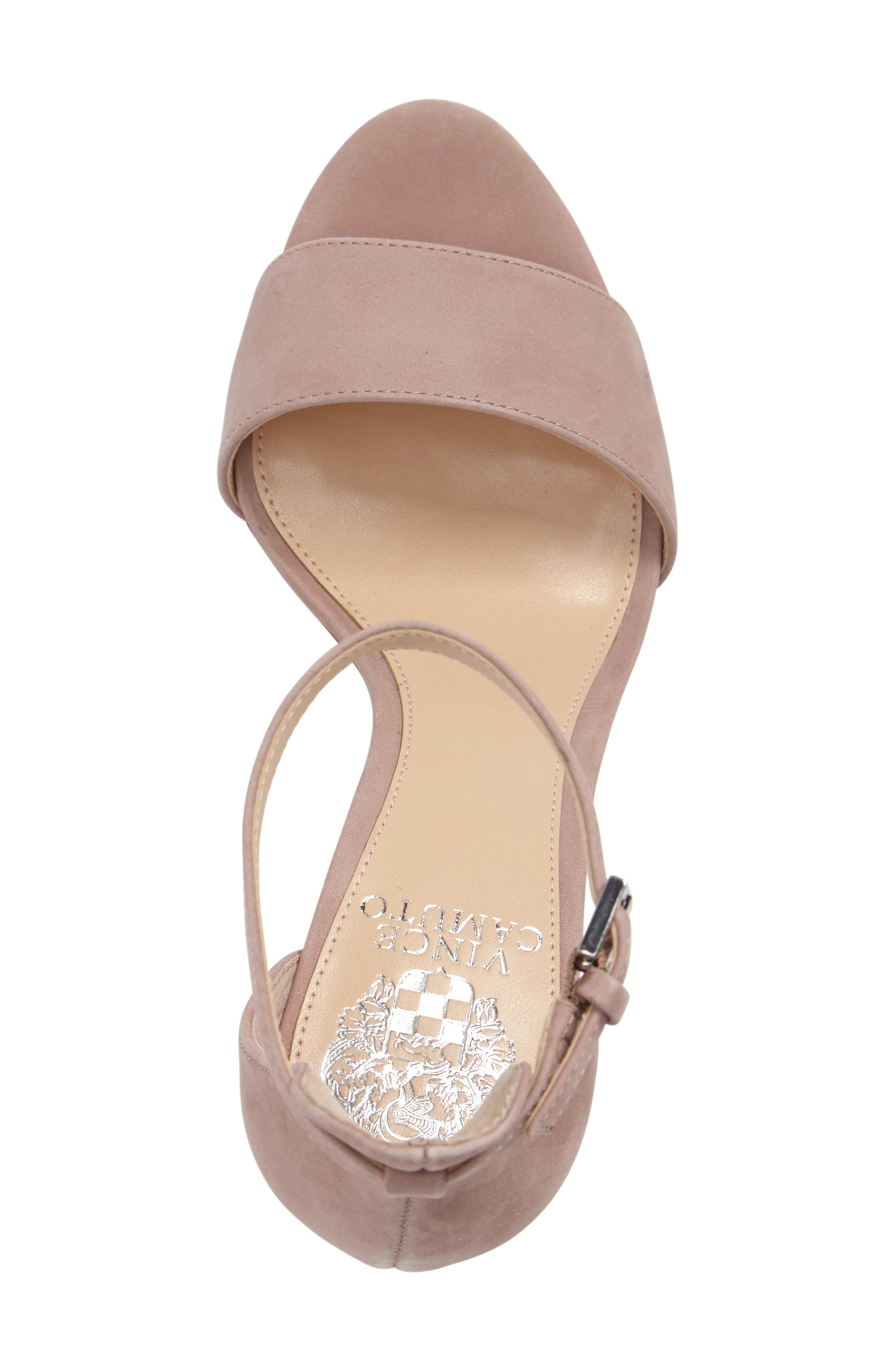 Alternate Image 3  - Vince Camuto Corlina Ankle Strap Sandal (Women) (Nordstrom Exclusive)